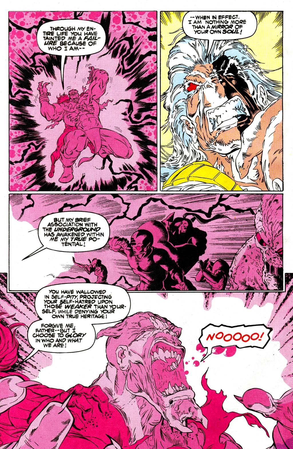 Read online Blackwulf comic -  Issue #10 - 17