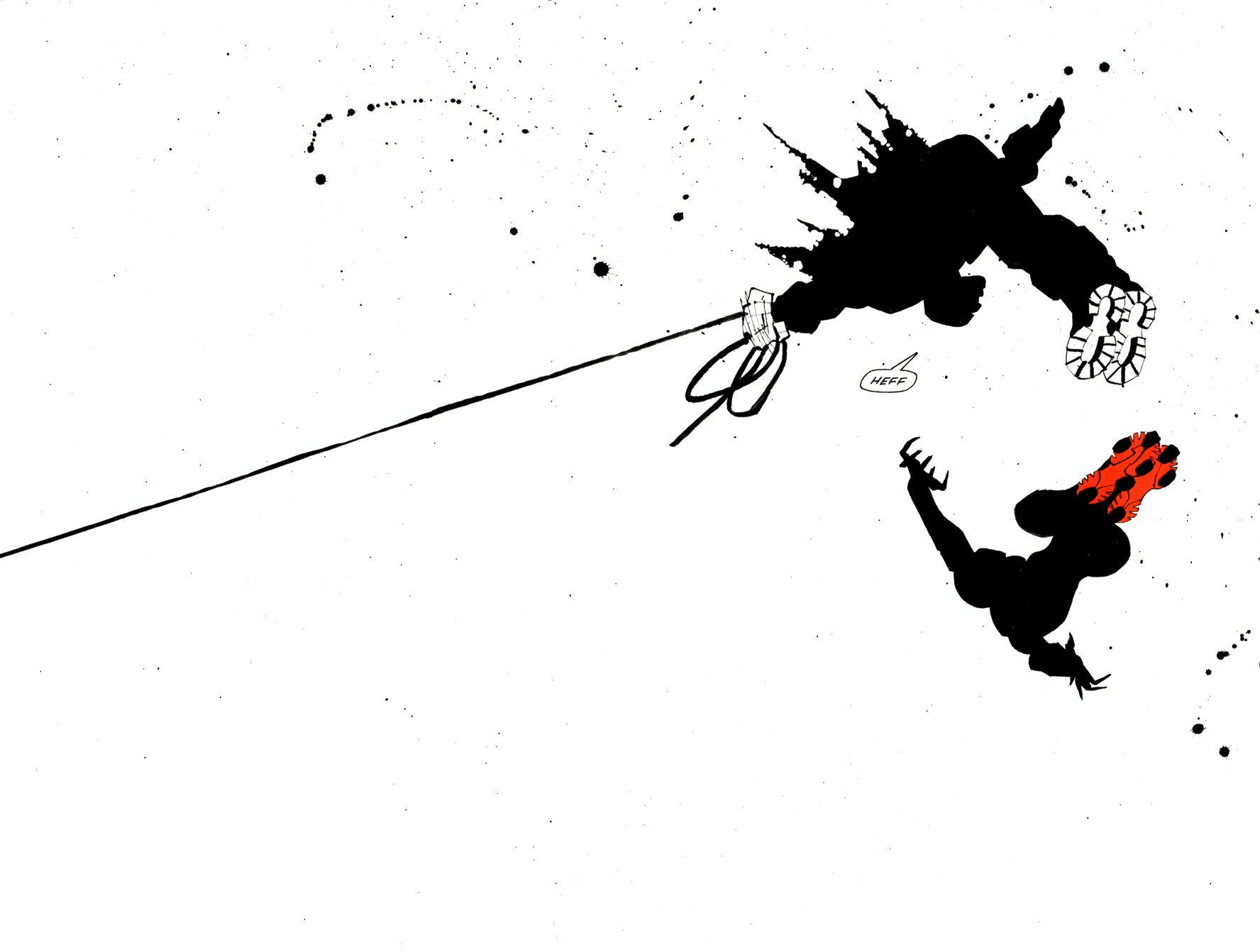 Read online Frank Miller's Holy Terror comic -  Issue # TPB - 13