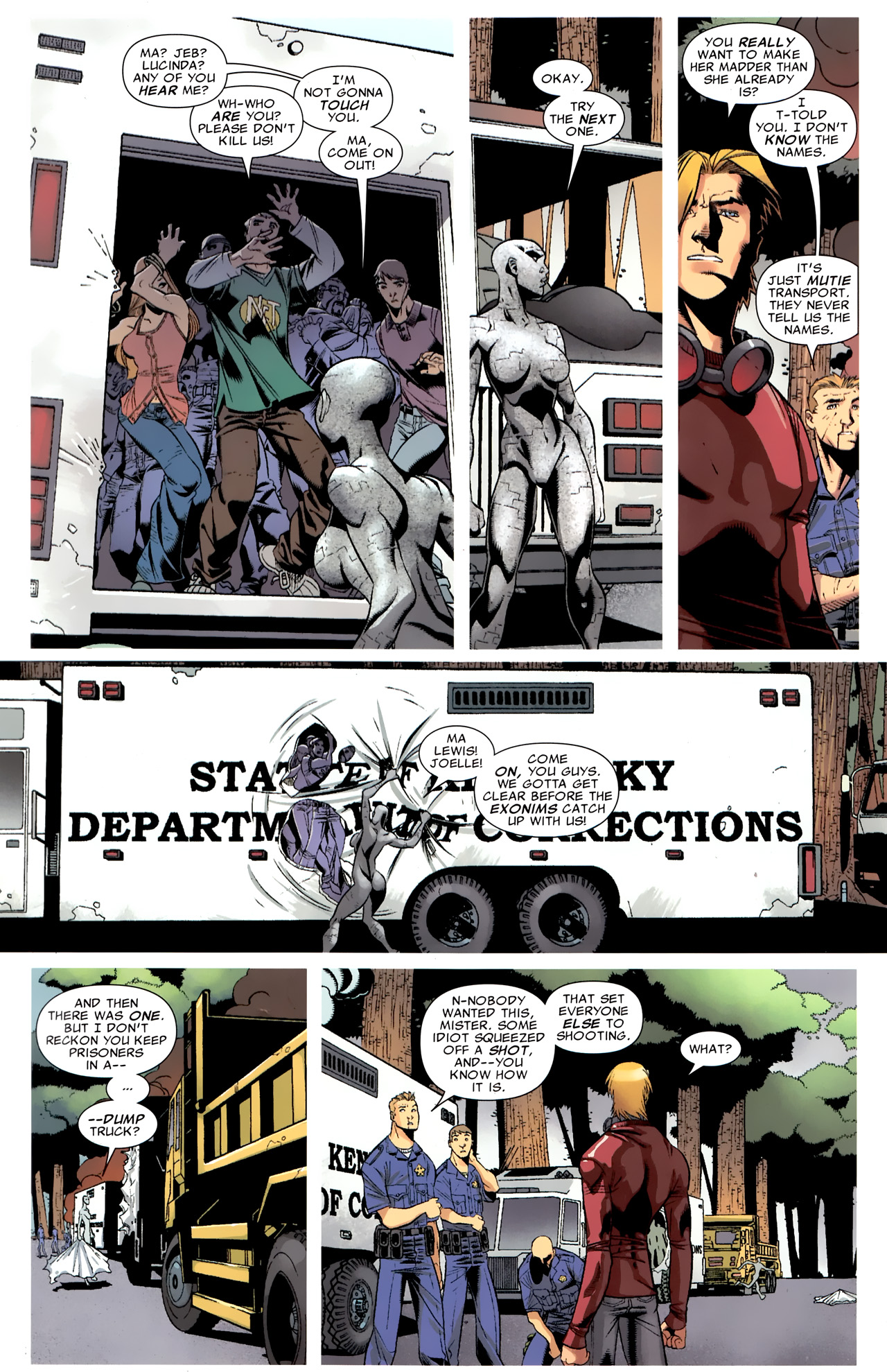 Read online Age of X: Alpha comic -  Issue #Age of X: Alpha Full - 21