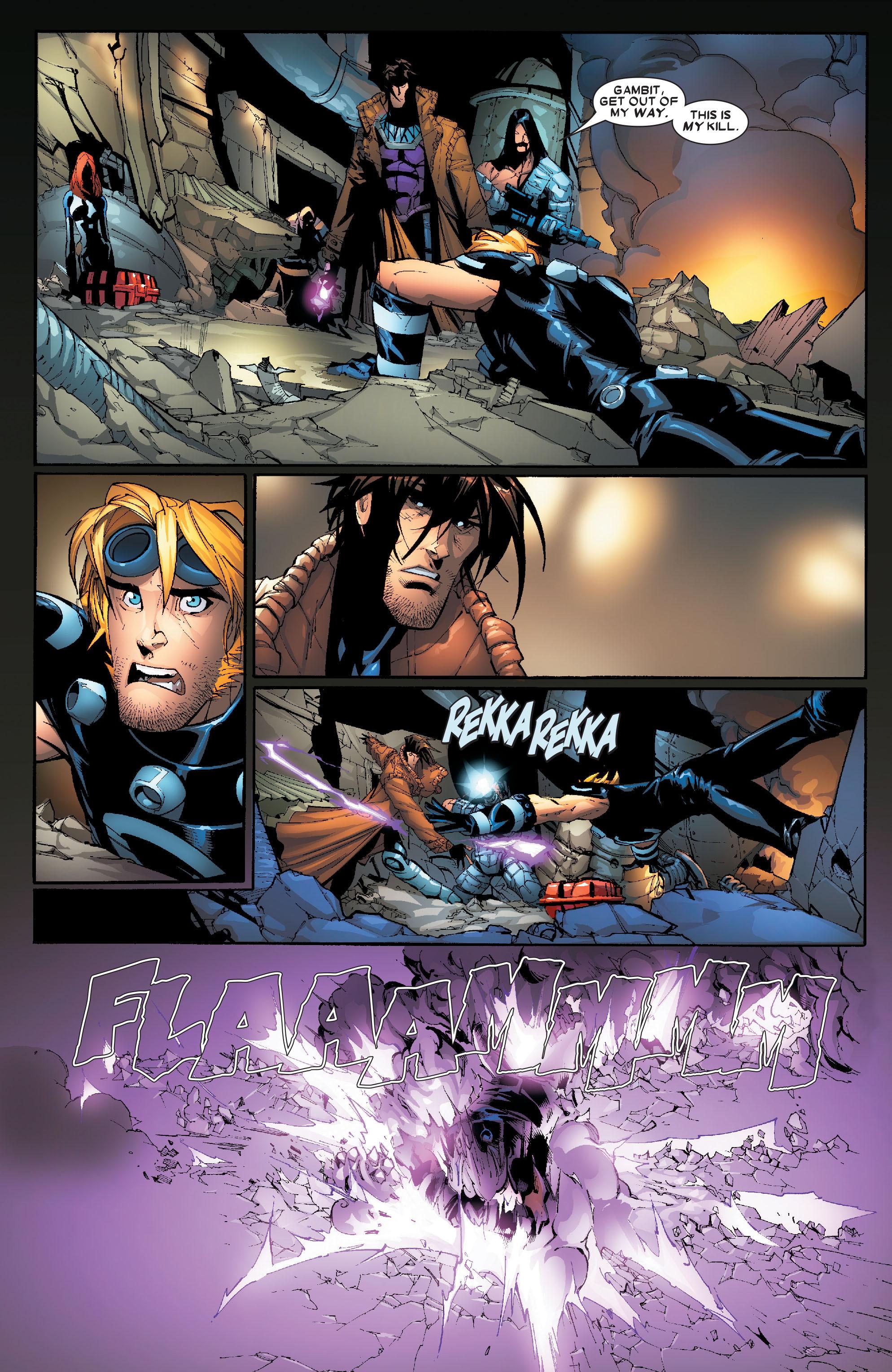 X-Men (1991) 203 Page 18