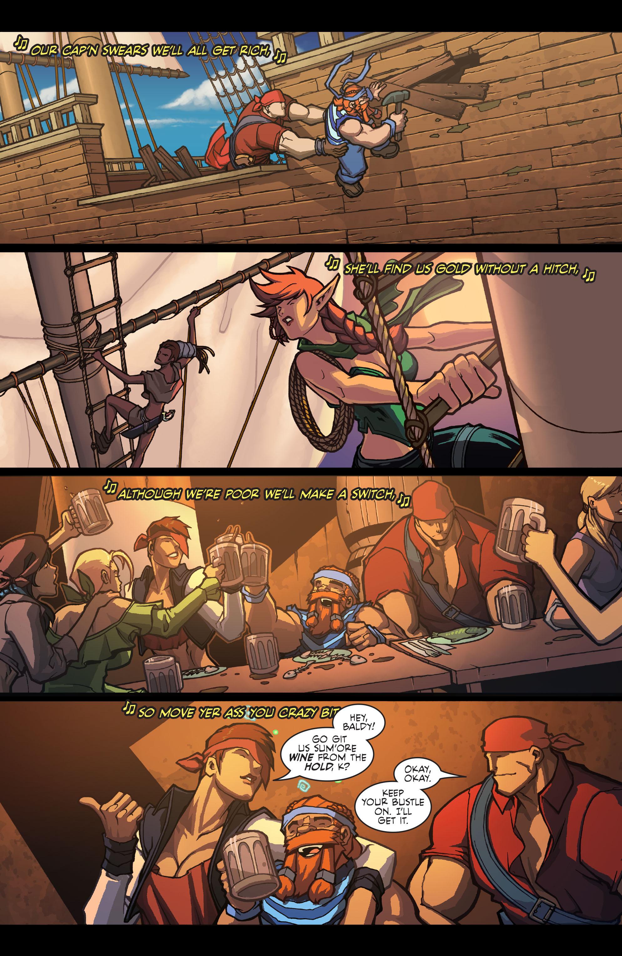 Read online Skullkickers comic -  Issue #13 - 21
