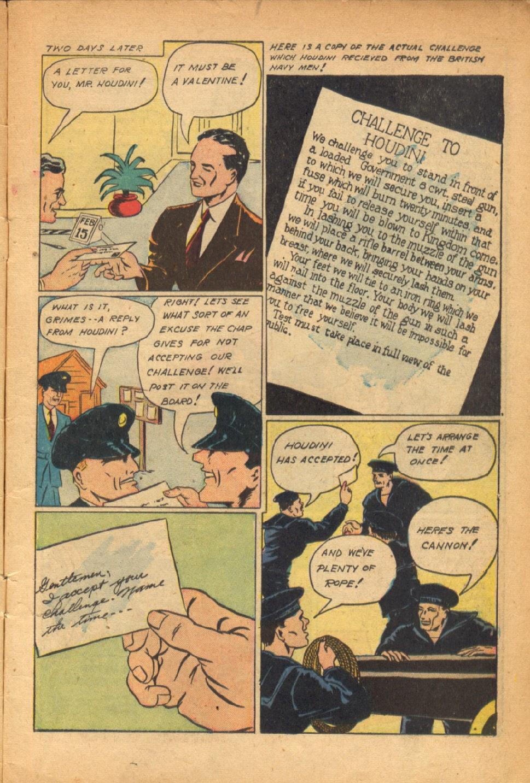 Read online Super-Magician Comics comic -  Issue #54 - 6