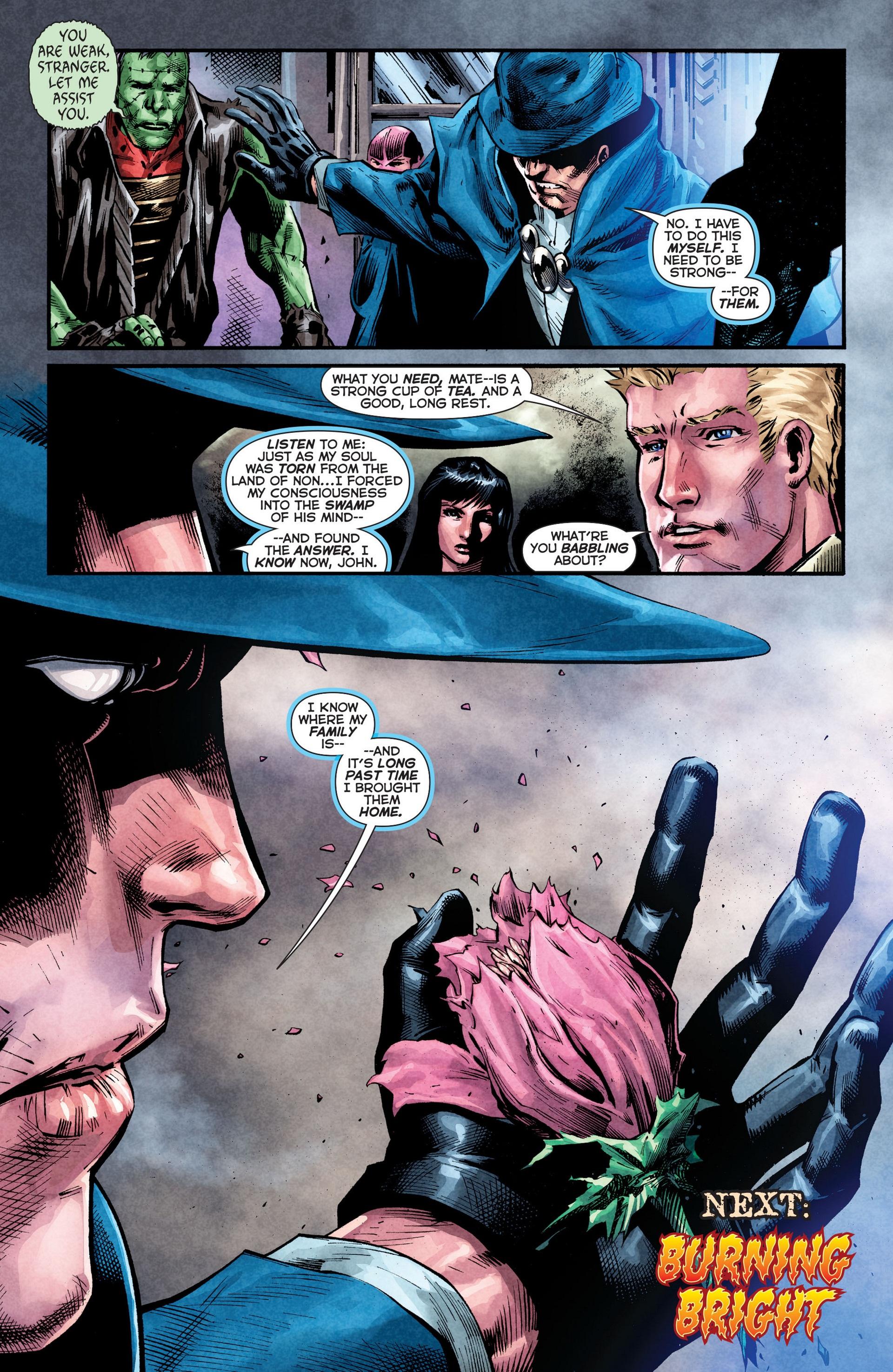 Read online Trinity of Sin: The Phantom Stranger comic -  Issue #8 - 20