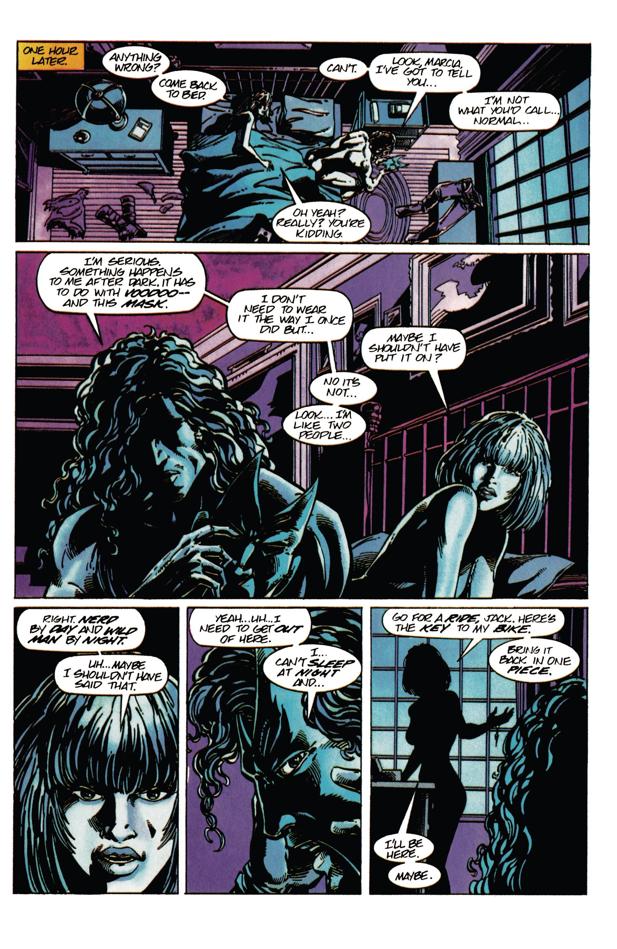 Read online Shadowman (1992) comic -  Issue #28 - 16