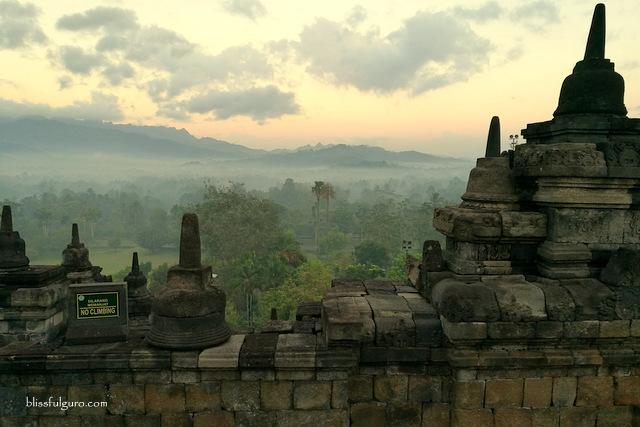 Borobudur Yogyakarta Indonesia