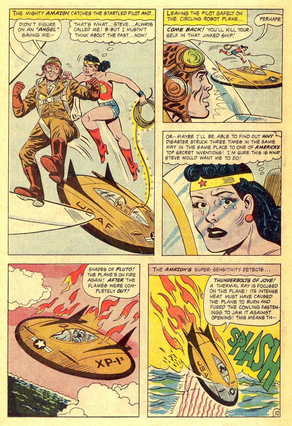 Read online Wonder Woman (1942) comic -  Issue #164 - 15