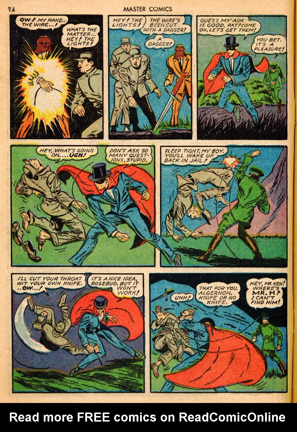 Master Comics issue 16 - Page 16