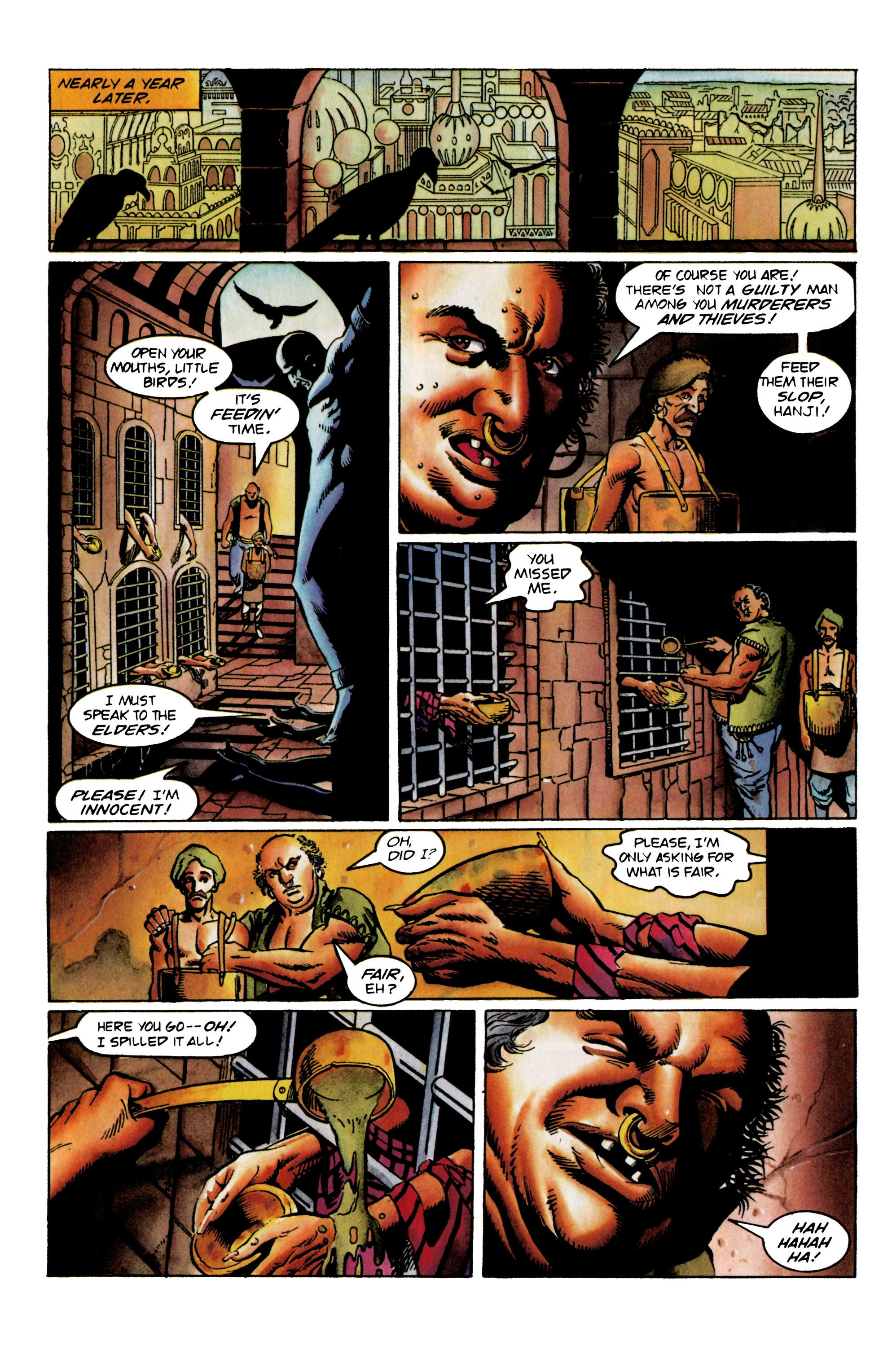 Read online Eternal Warrior (1992) comic -  Issue #23 - 8
