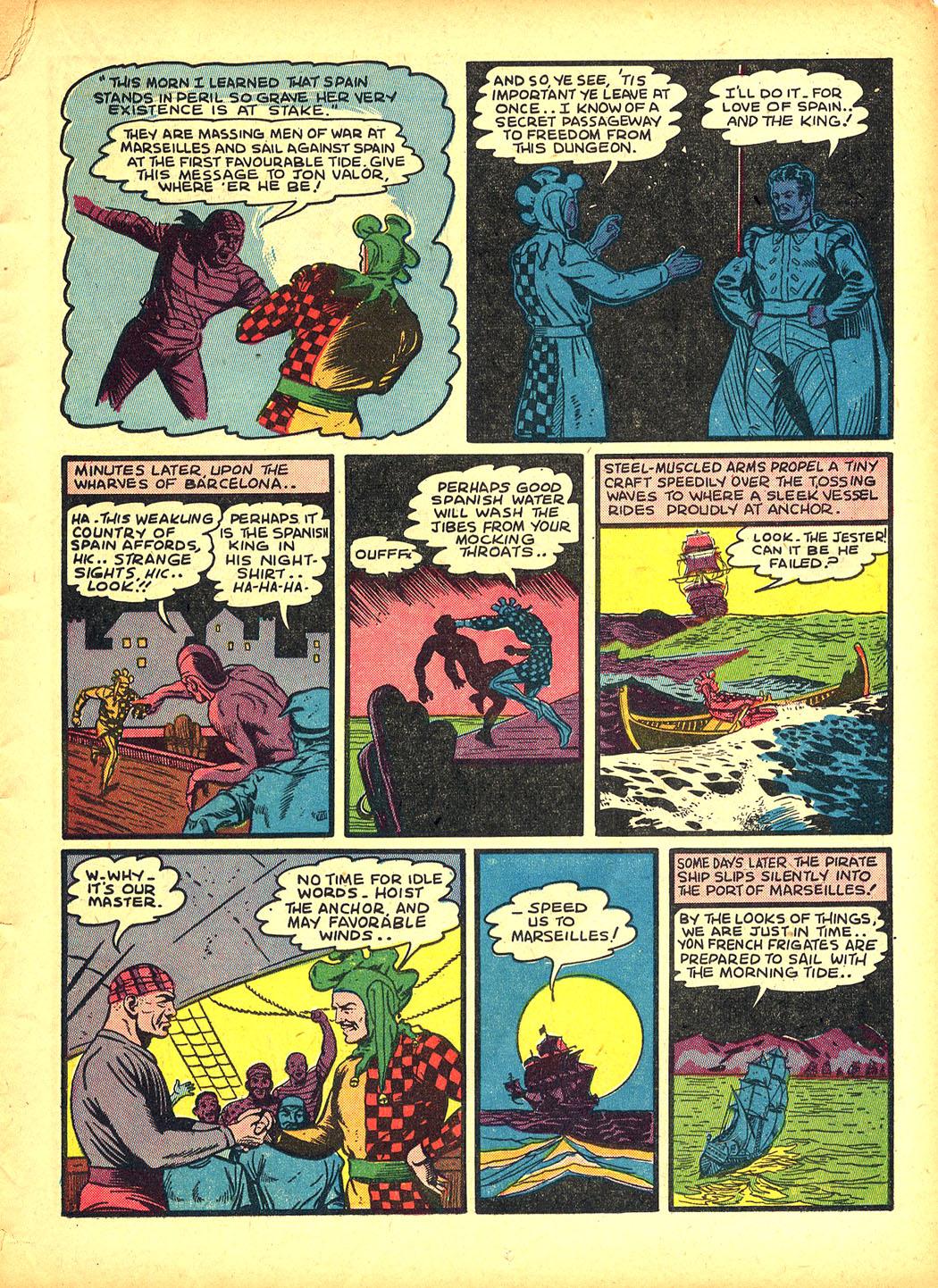 Read online Sensation (Mystery) Comics comic -  Issue #5 - 21
