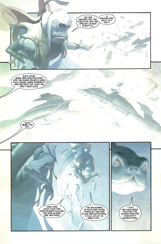 Read online Silver Surfer: Requiem comic -  Issue #3 - 13