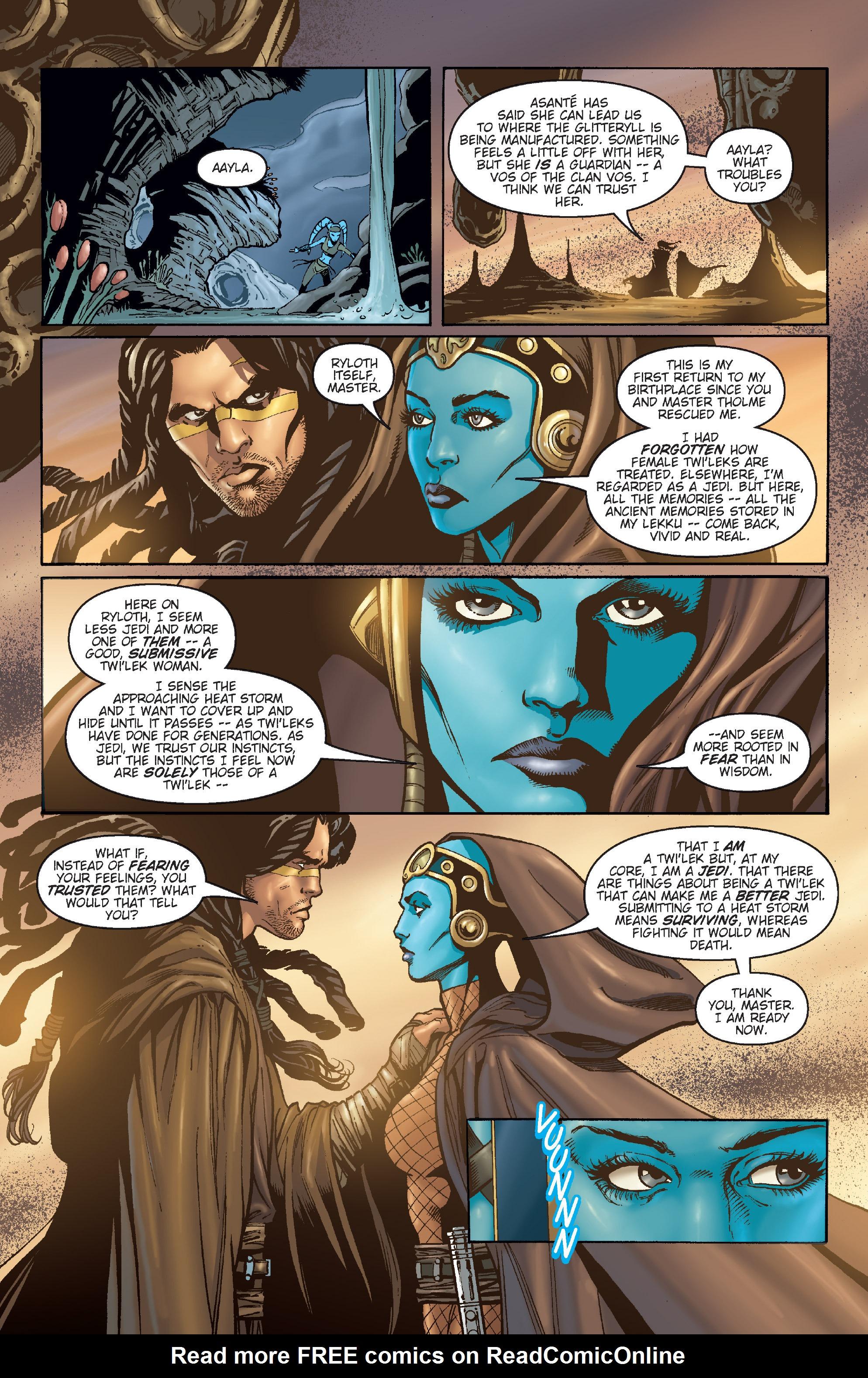Read online Star Wars Omnibus comic -  Issue # Vol. 24 - 303