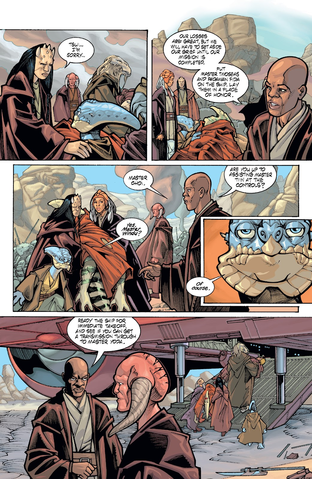 Read online Star Wars Legends: Rise of the Sith - Epic Collection comic -  Issue # TPB 1 (Part 5) - 39