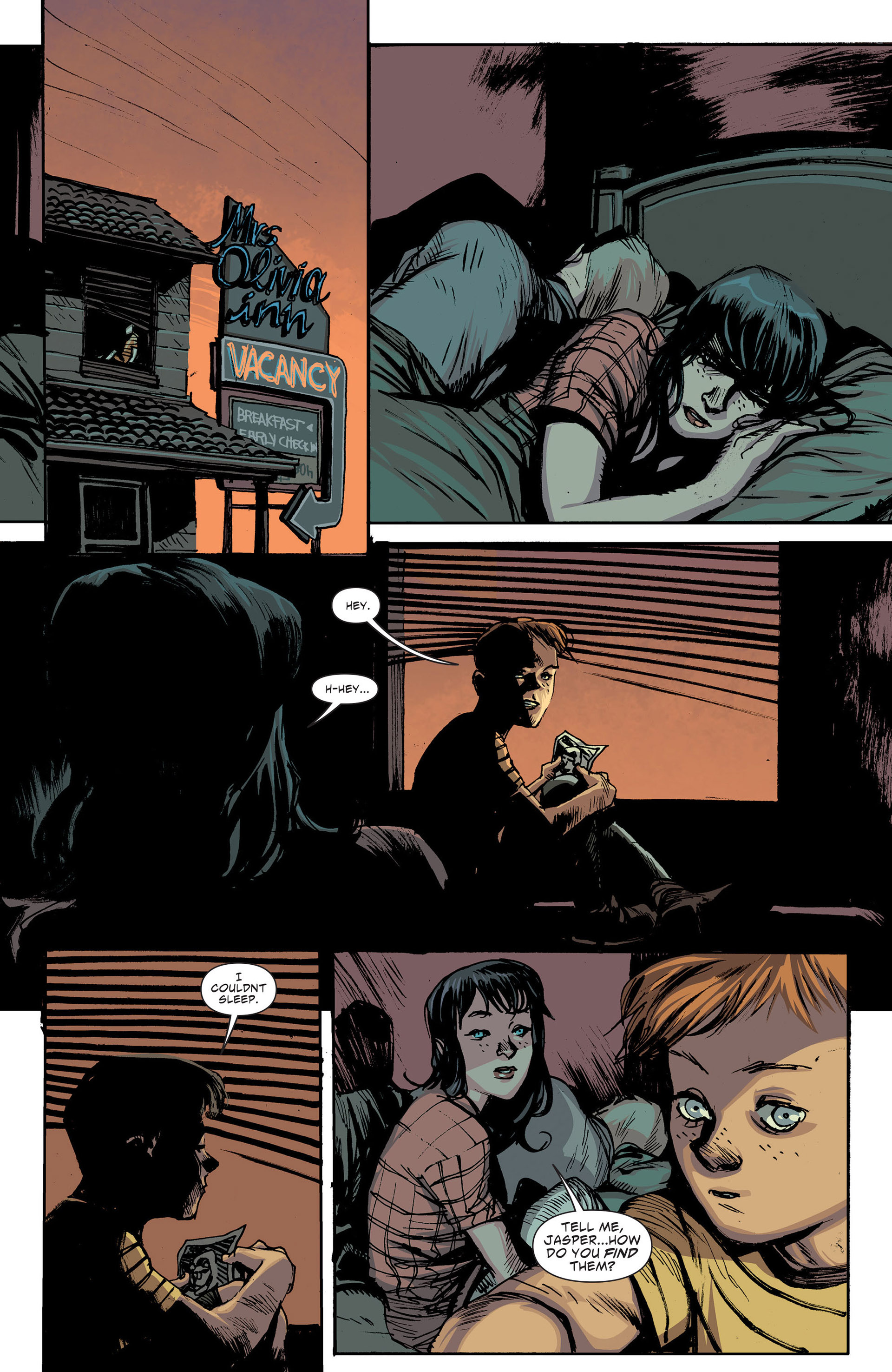 Read online American Vampire: The Long Road To Hell comic -  Issue # Full - 30