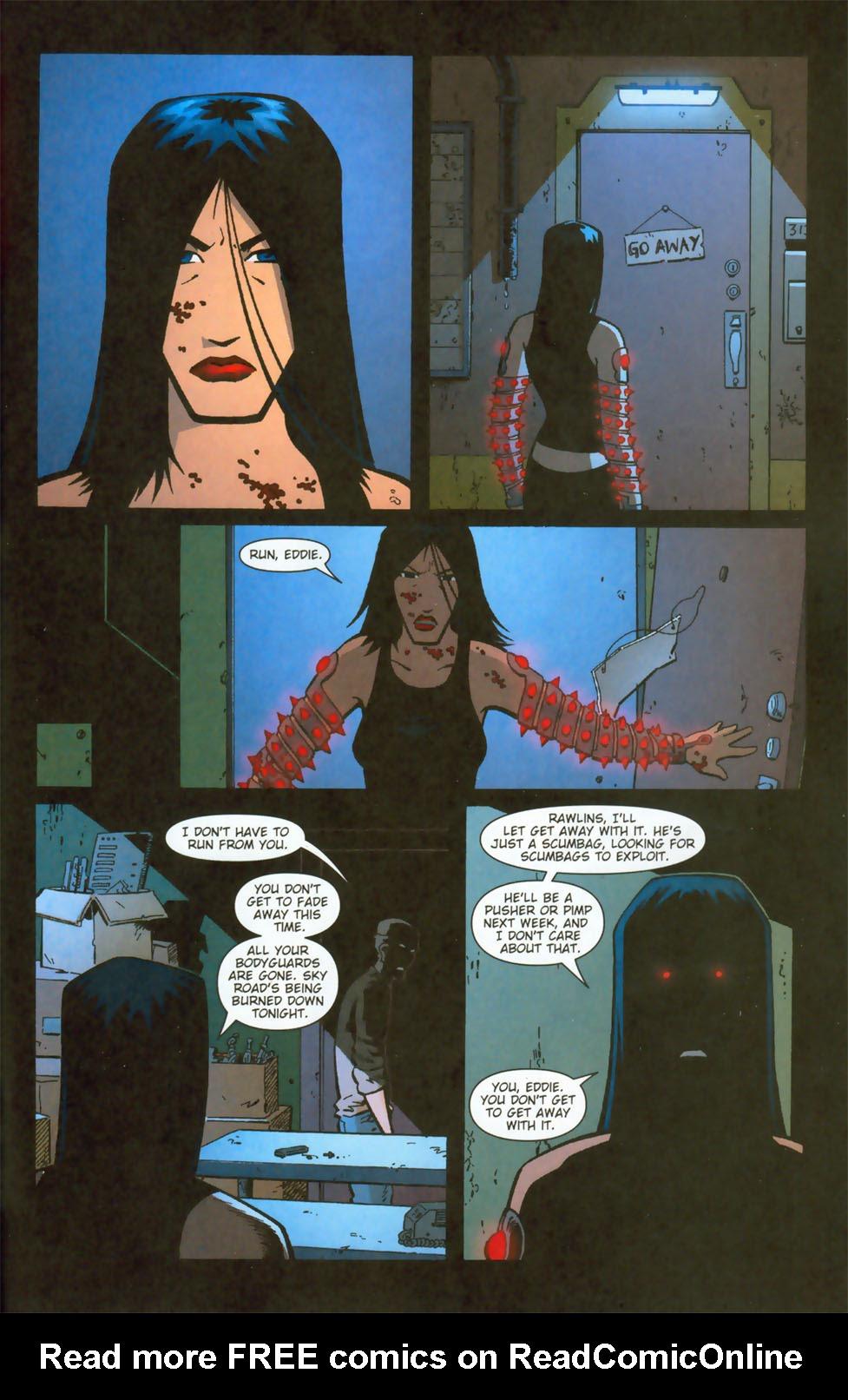 Read online Mek comic -  Issue #3 - 18