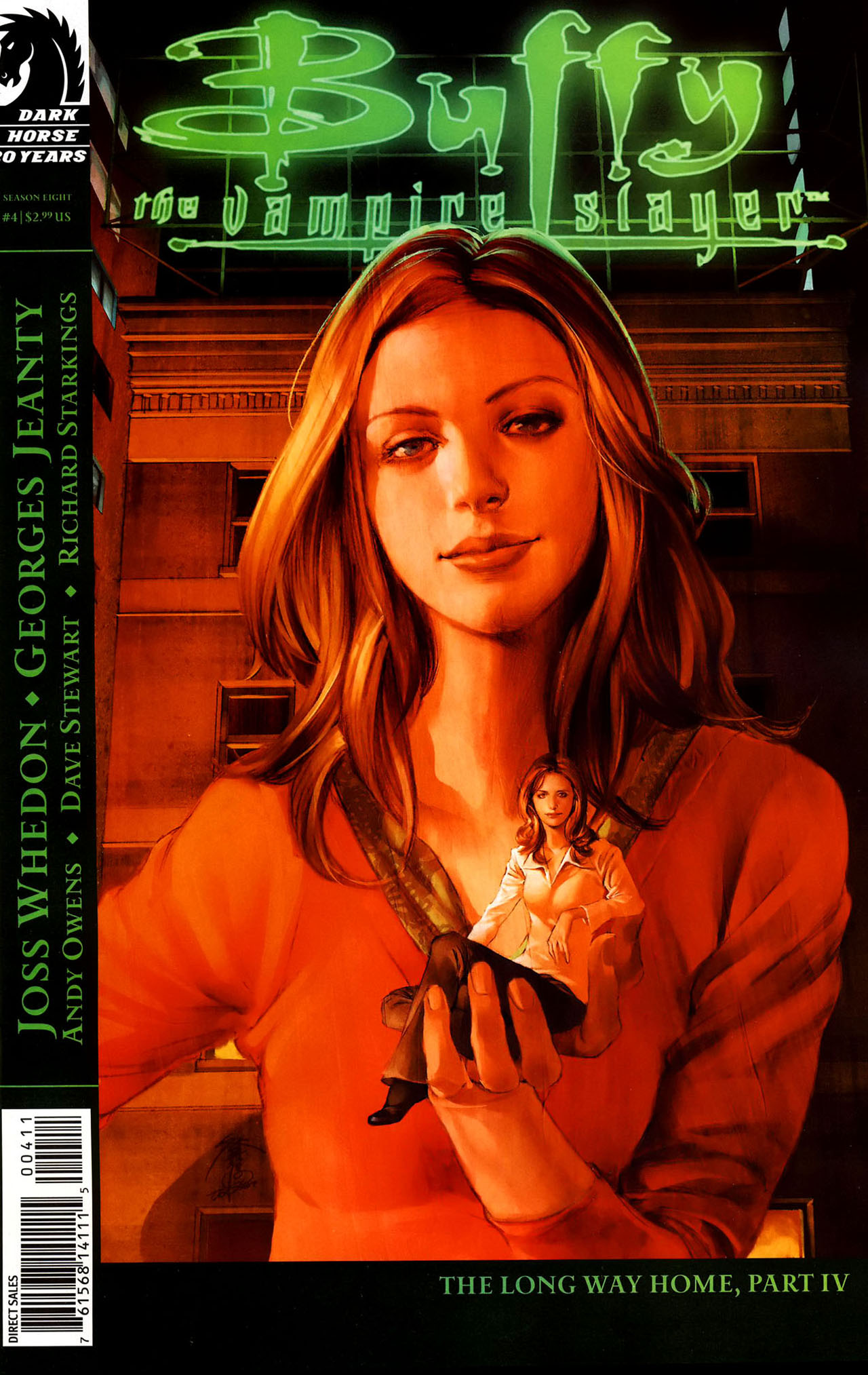 Buffy the Vampire Slayer Season Eight 4 Page 1
