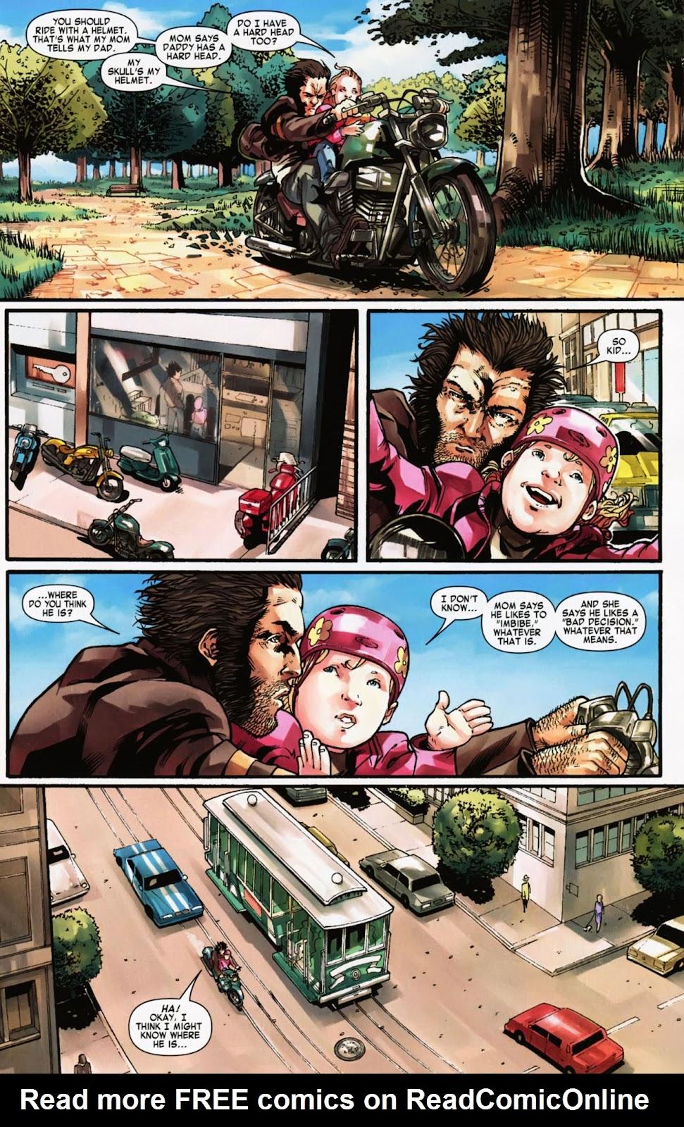 Read online Wolverine (2003) comic -  Issue #900 - 60