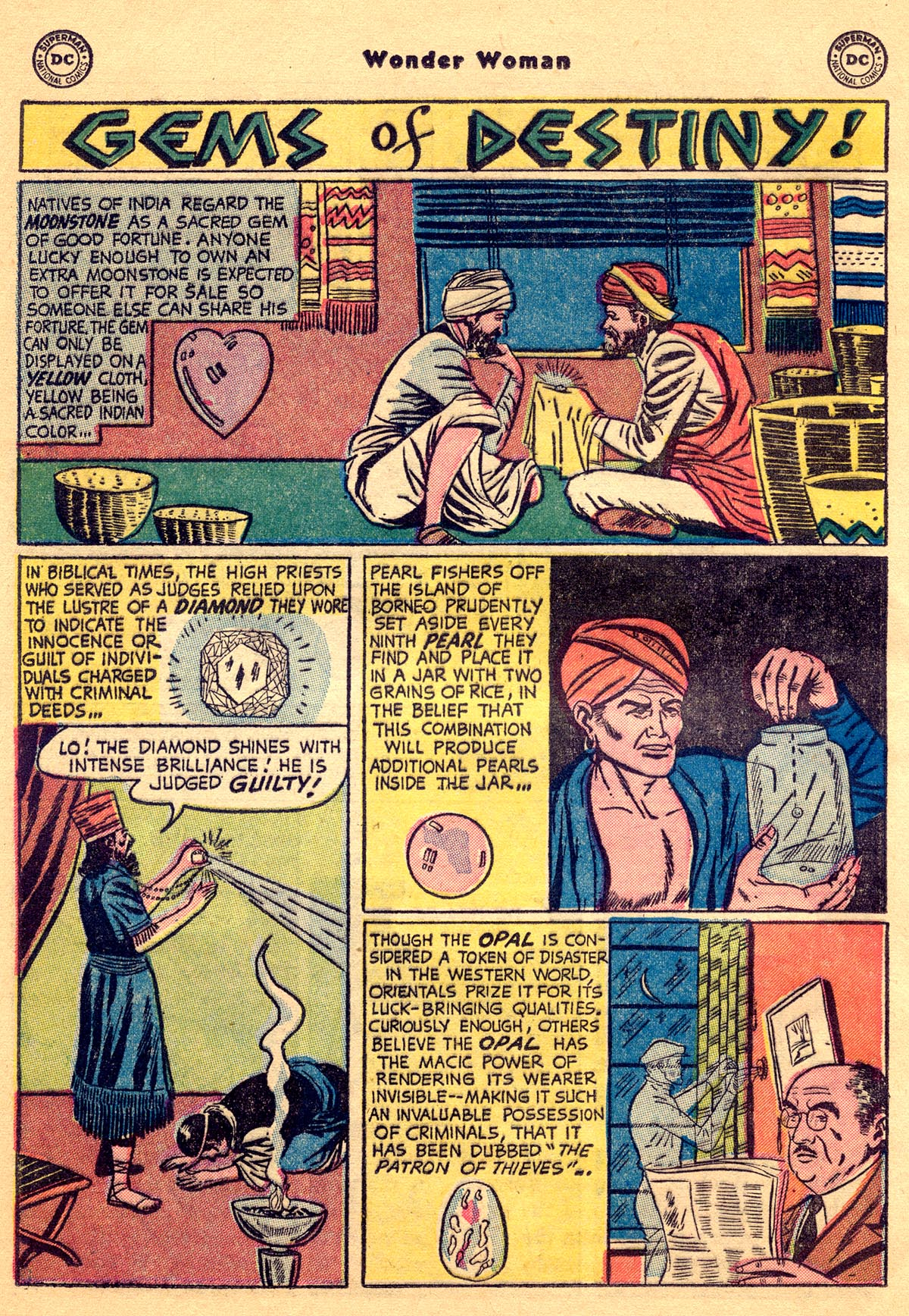 Read online Wonder Woman (1942) comic -  Issue #68 - 24