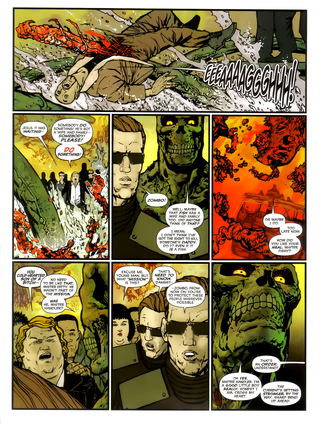 Read online 2000 AD comic -  Issue #1746 - 14