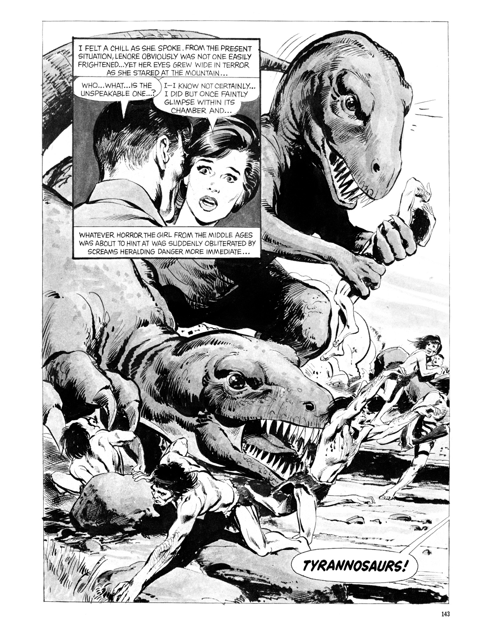 Read online Eerie Archives comic -  Issue # TPB 20 - 143