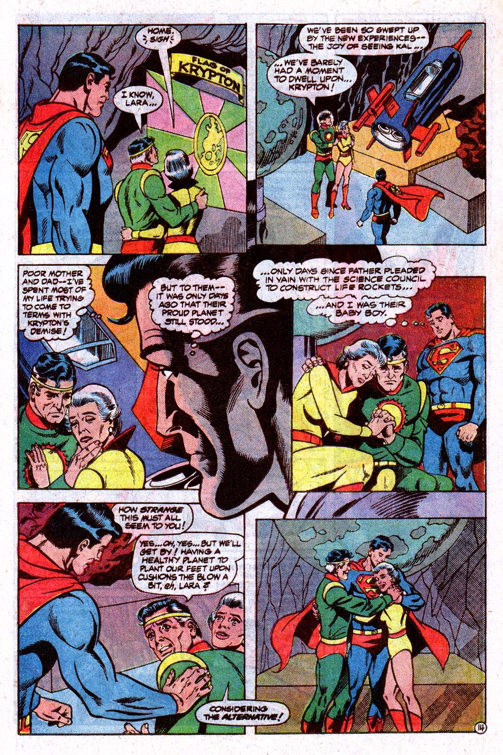 Read online Action Comics (1938) comic -  Issue #582 - 20