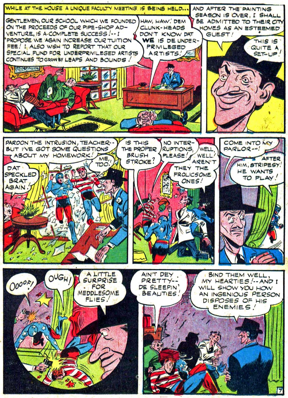 Star Spangled Comics (1941) issue 27 - Page 23