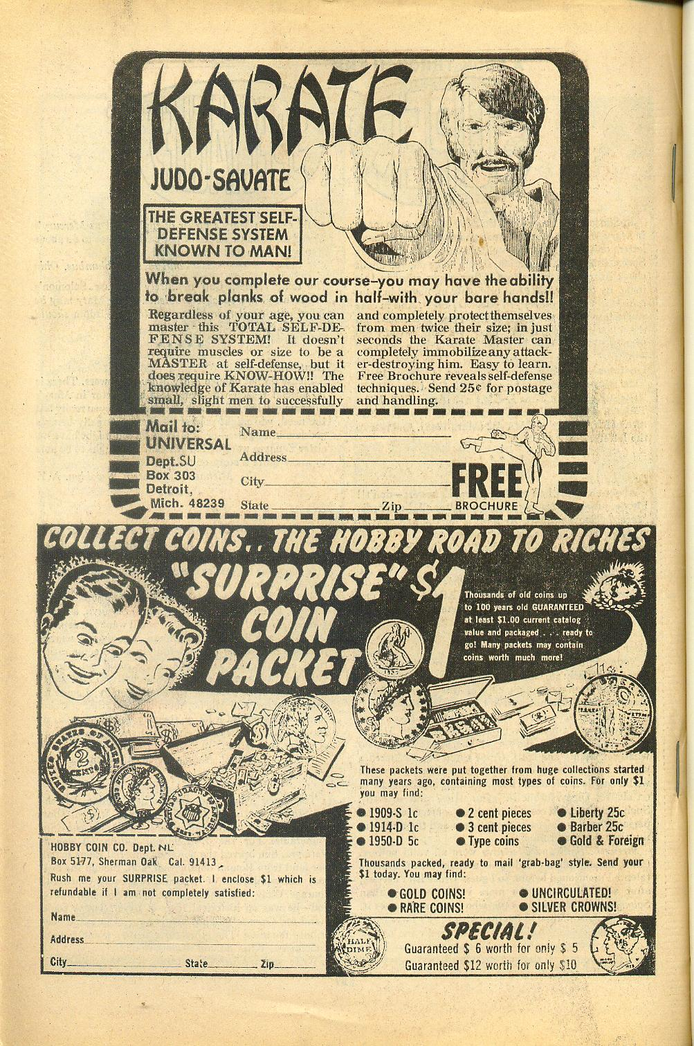 Read online Shazam! (1973) comic -  Issue #8 - 98