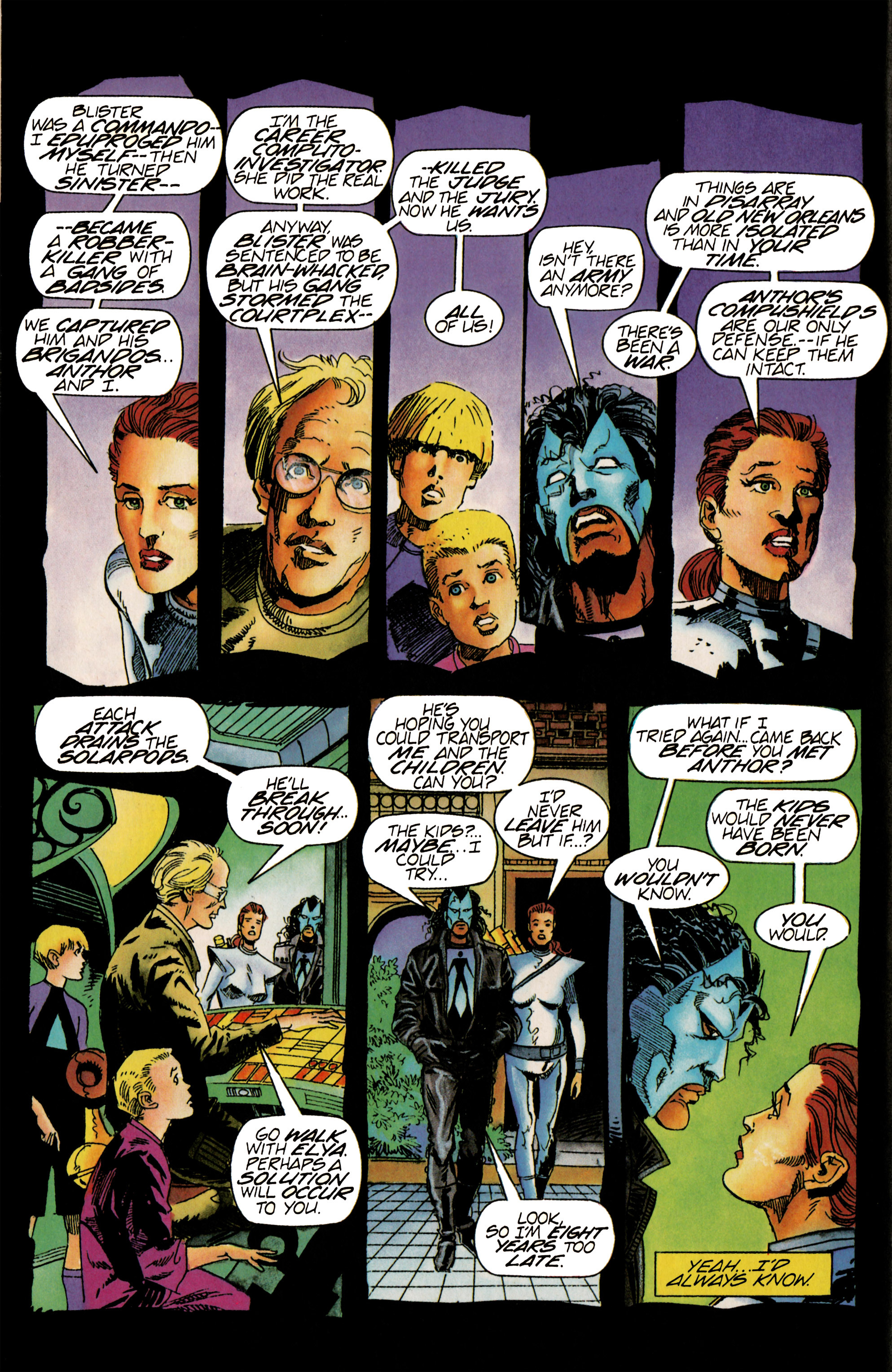 Read online Shadowman (1992) comic -  Issue #21 - 12