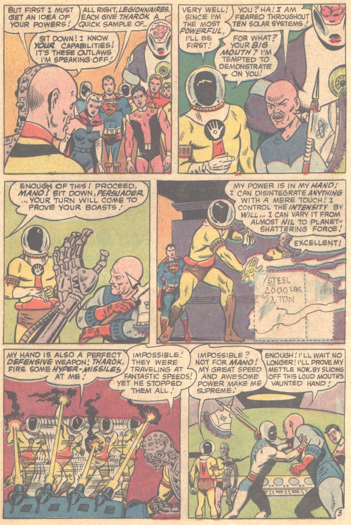 Read online Adventure Comics (1938) comic -  Issue #353 - 5