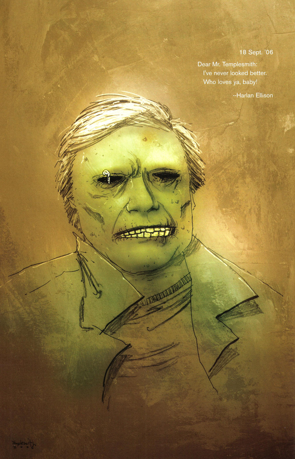 Read online Wormwood: Gentleman Corpse comic -  Issue #4 - 1