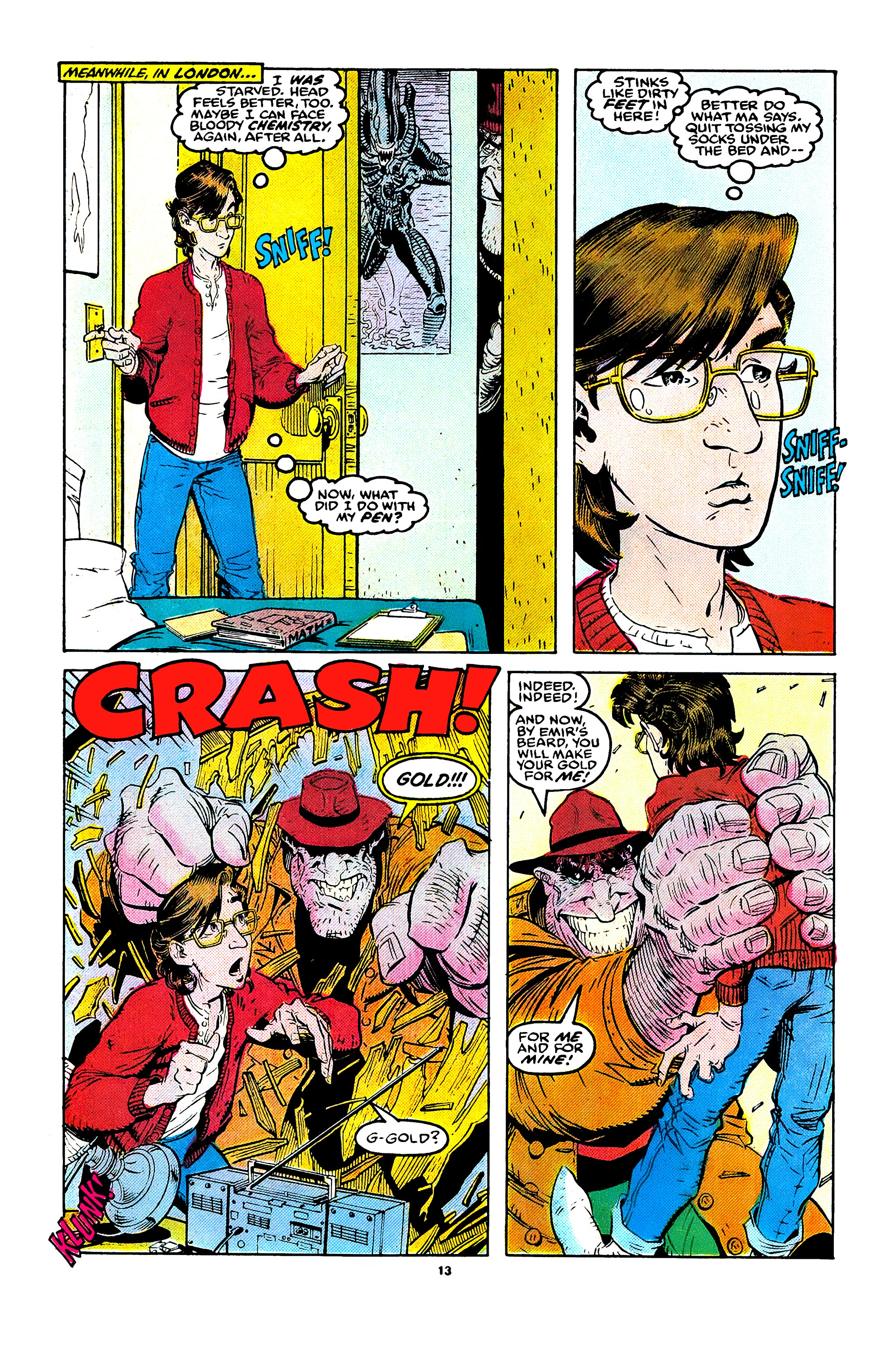 Read online X-Factor (1986) comic -  Issue #41 - 10