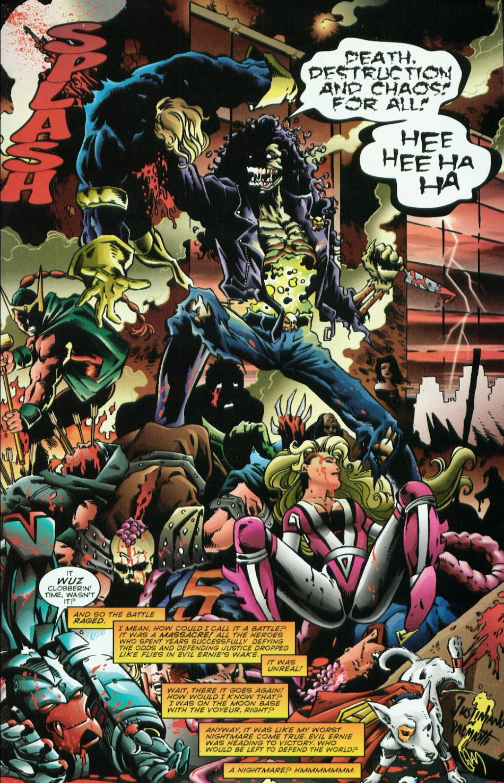 Read online Evil Ernie vs. the Superheroes comic -  Issue #1 - 23