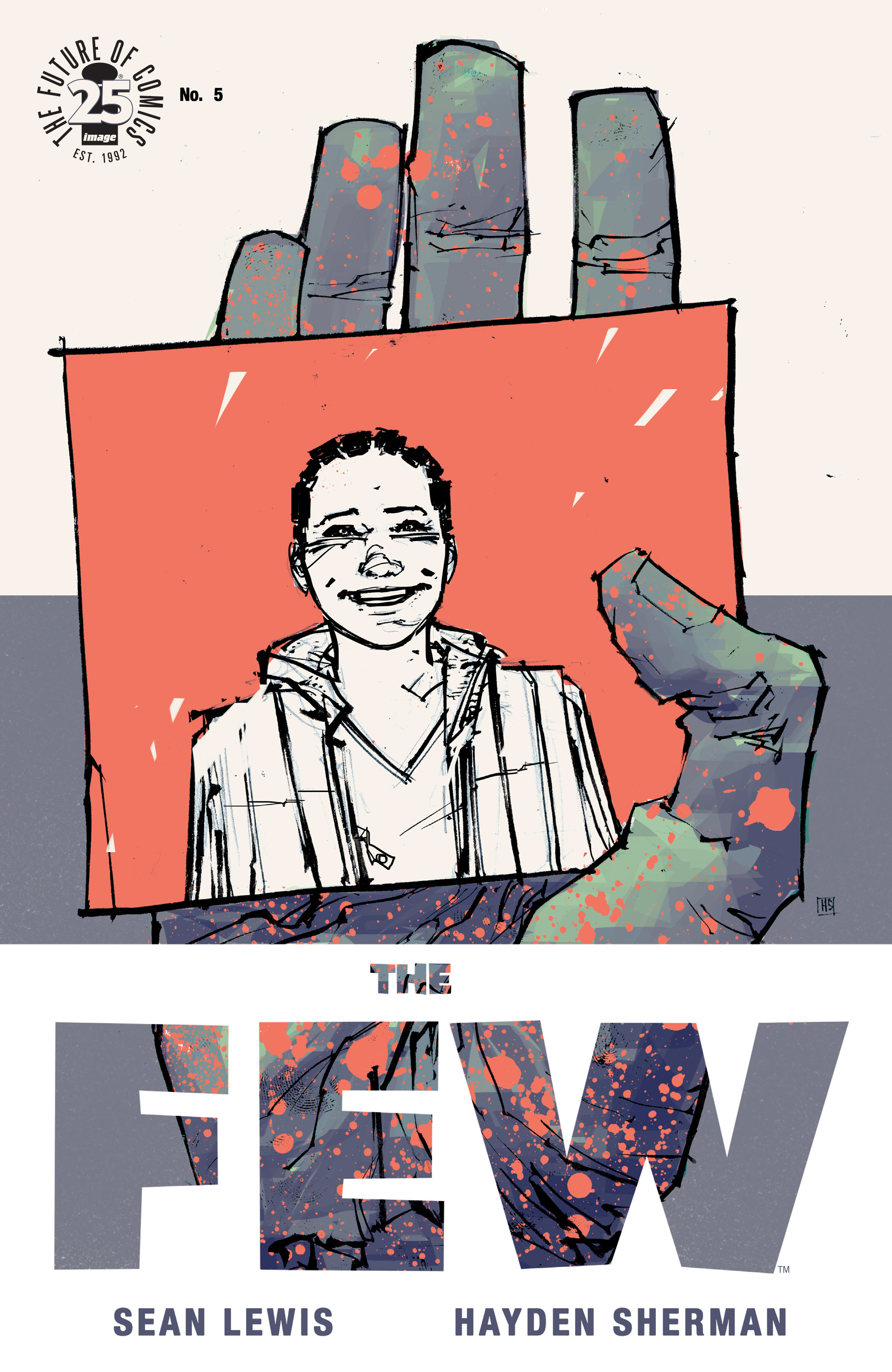 Read online The Few comic -  Issue #5 - 1