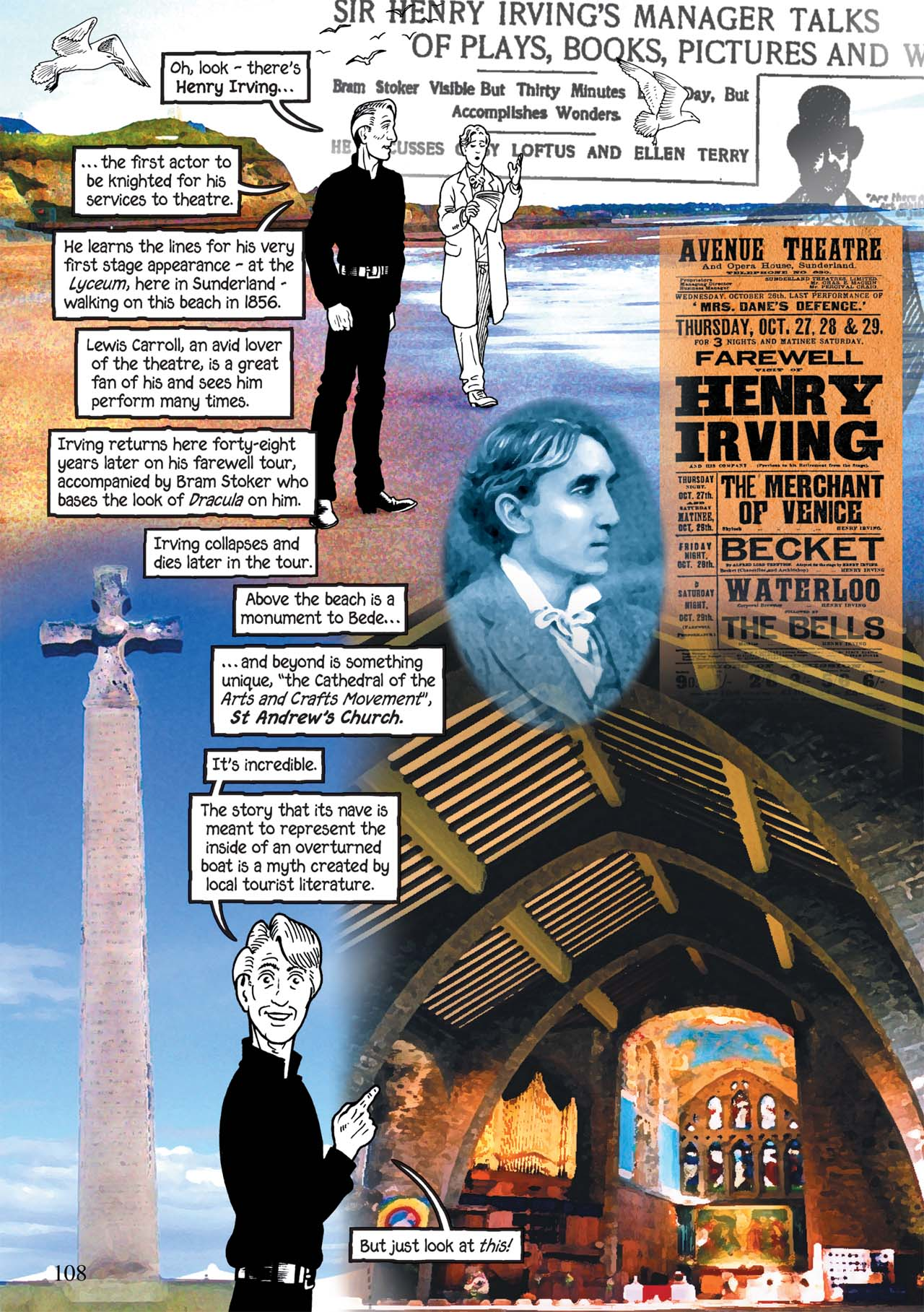 Read online Alice in Sunderland comic -  Issue # Full - 112