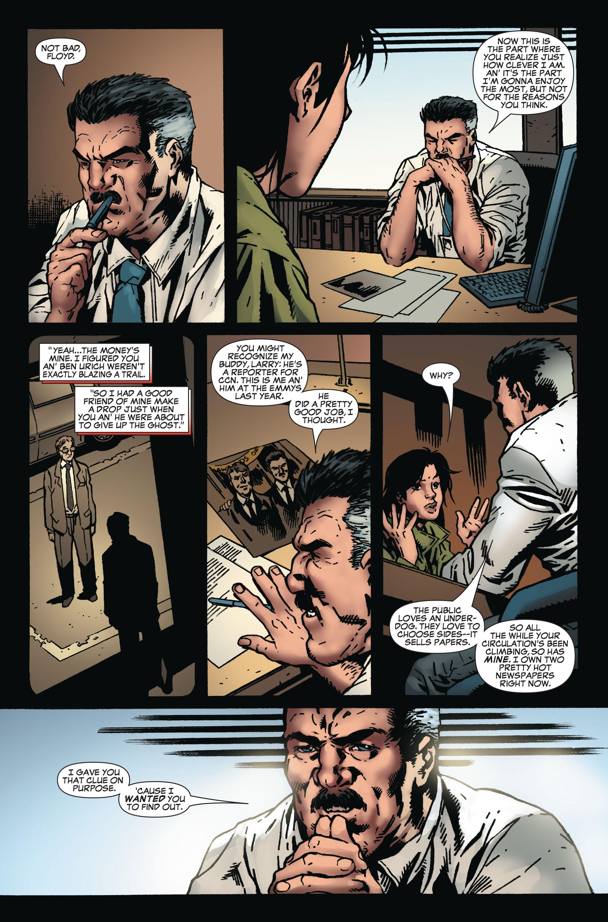 Read online World War Hulk: Front Line comic -  Issue #6 - 22