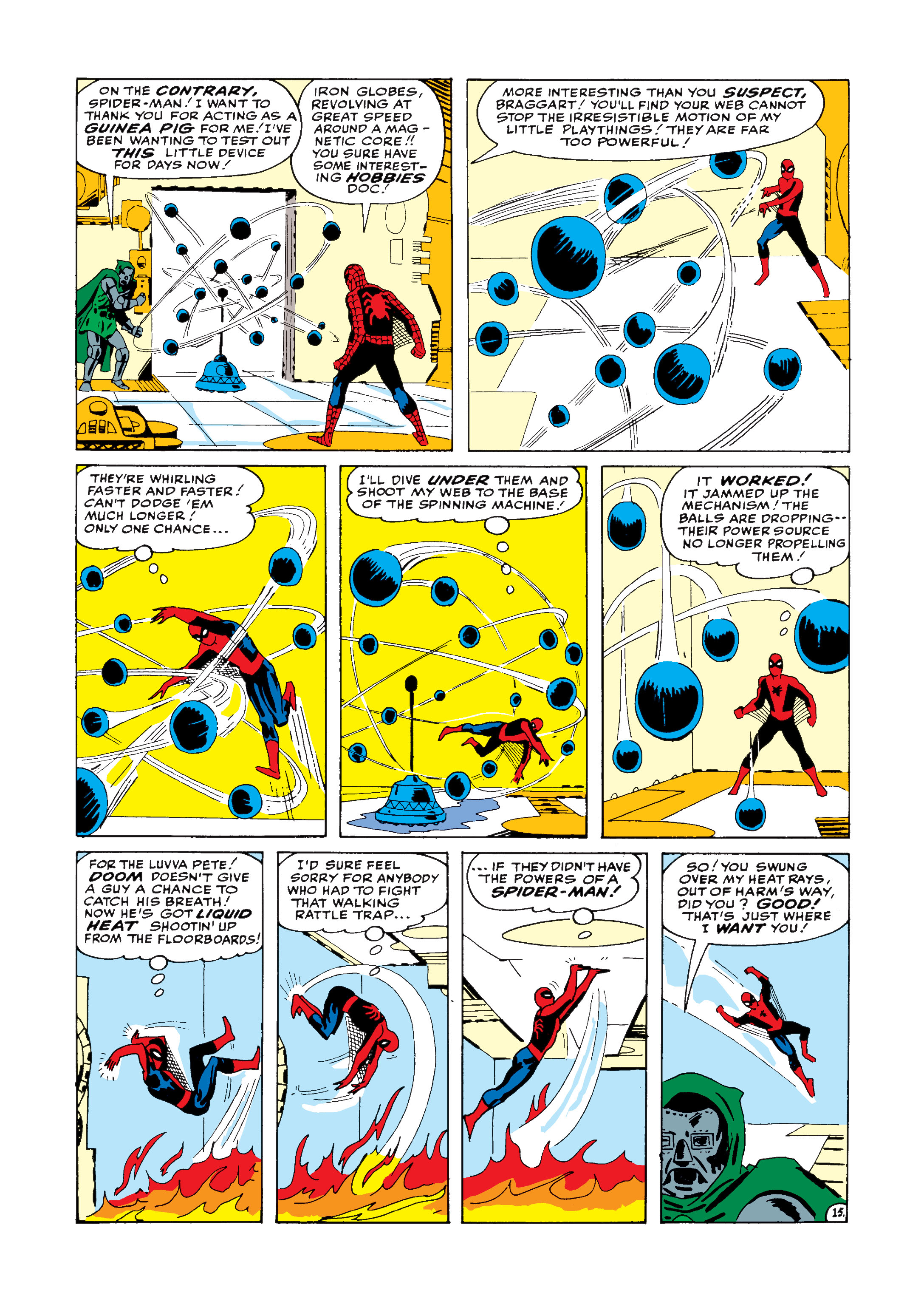 The Amazing Spider-Man (1963) 5 Page 15