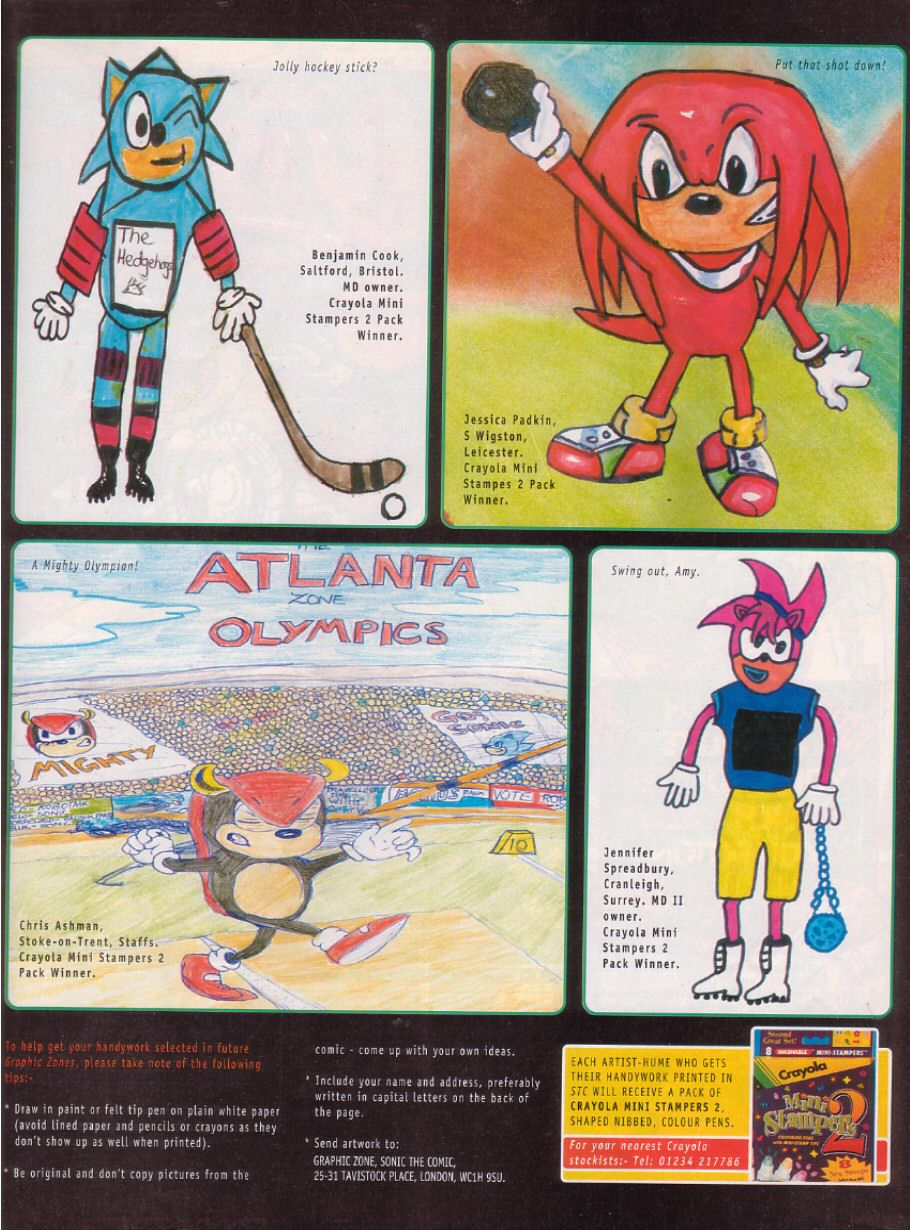 Read online Sonic the Comic comic -  Issue #83 - 18