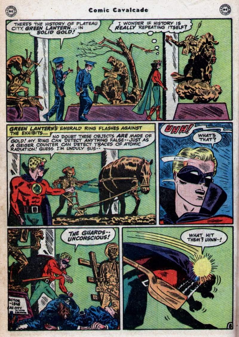 Comic Cavalcade issue 28 - Page 36