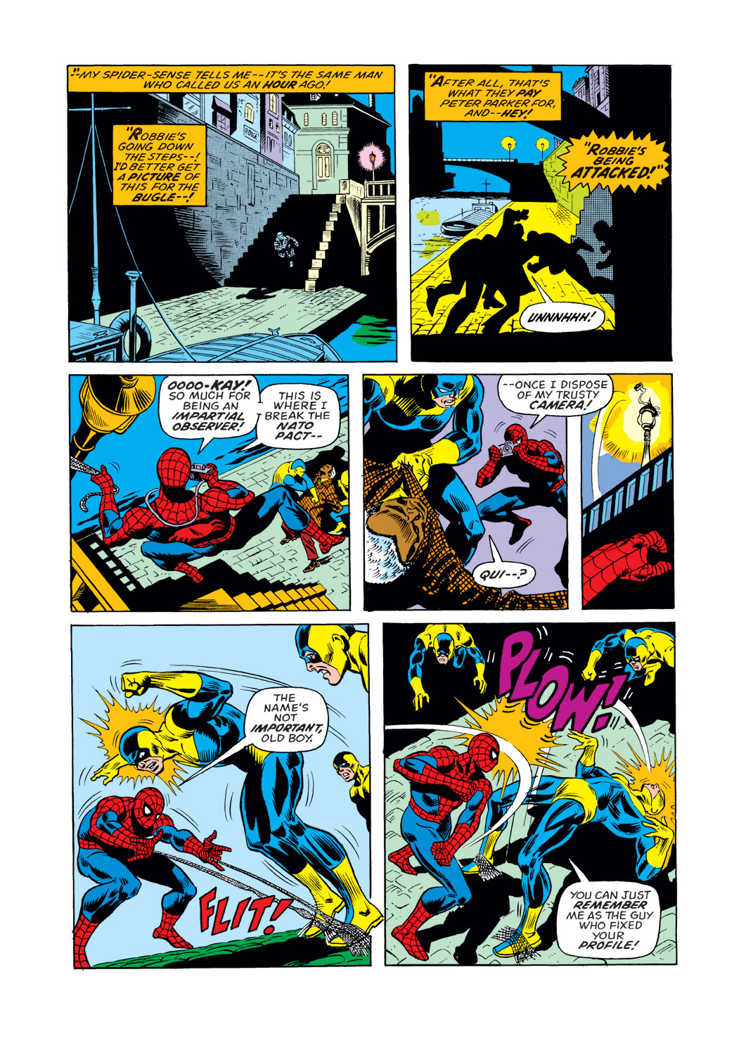 The Amazing Spider-Man (1963) 143 Page 12