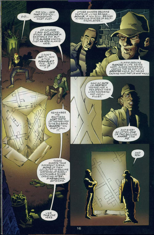 Read online DC Versus Marvel Comics comic -  Issue #2 - 17