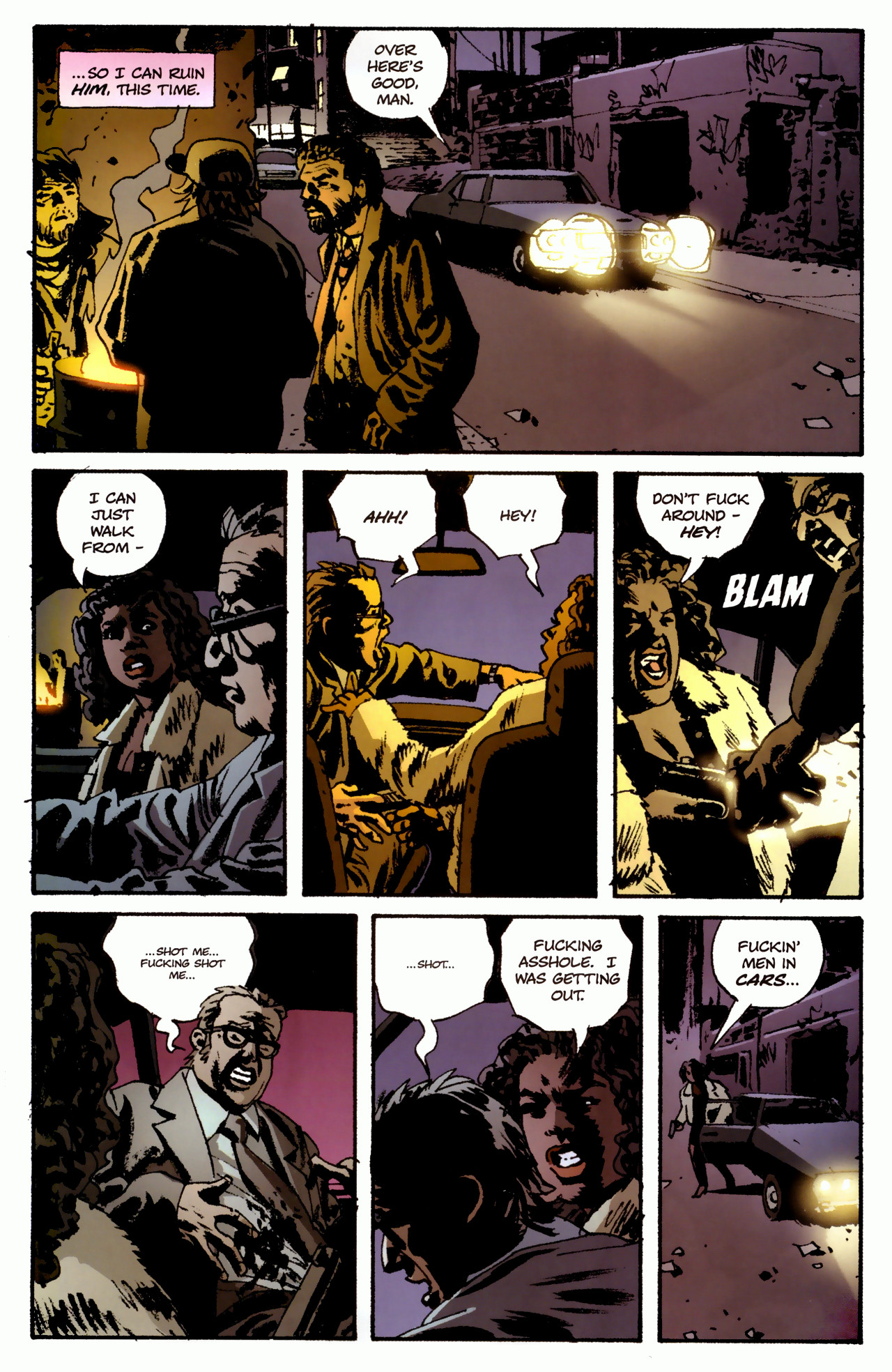 Read online Criminal (2008) comic -  Issue #3 - 31