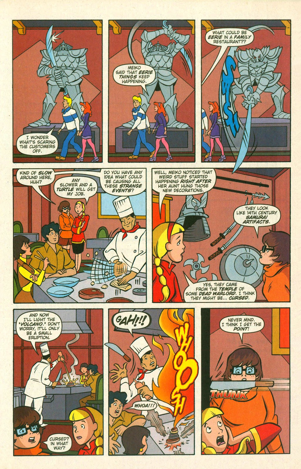 Read online Scooby-Doo (1997) comic -  Issue #114 - 28