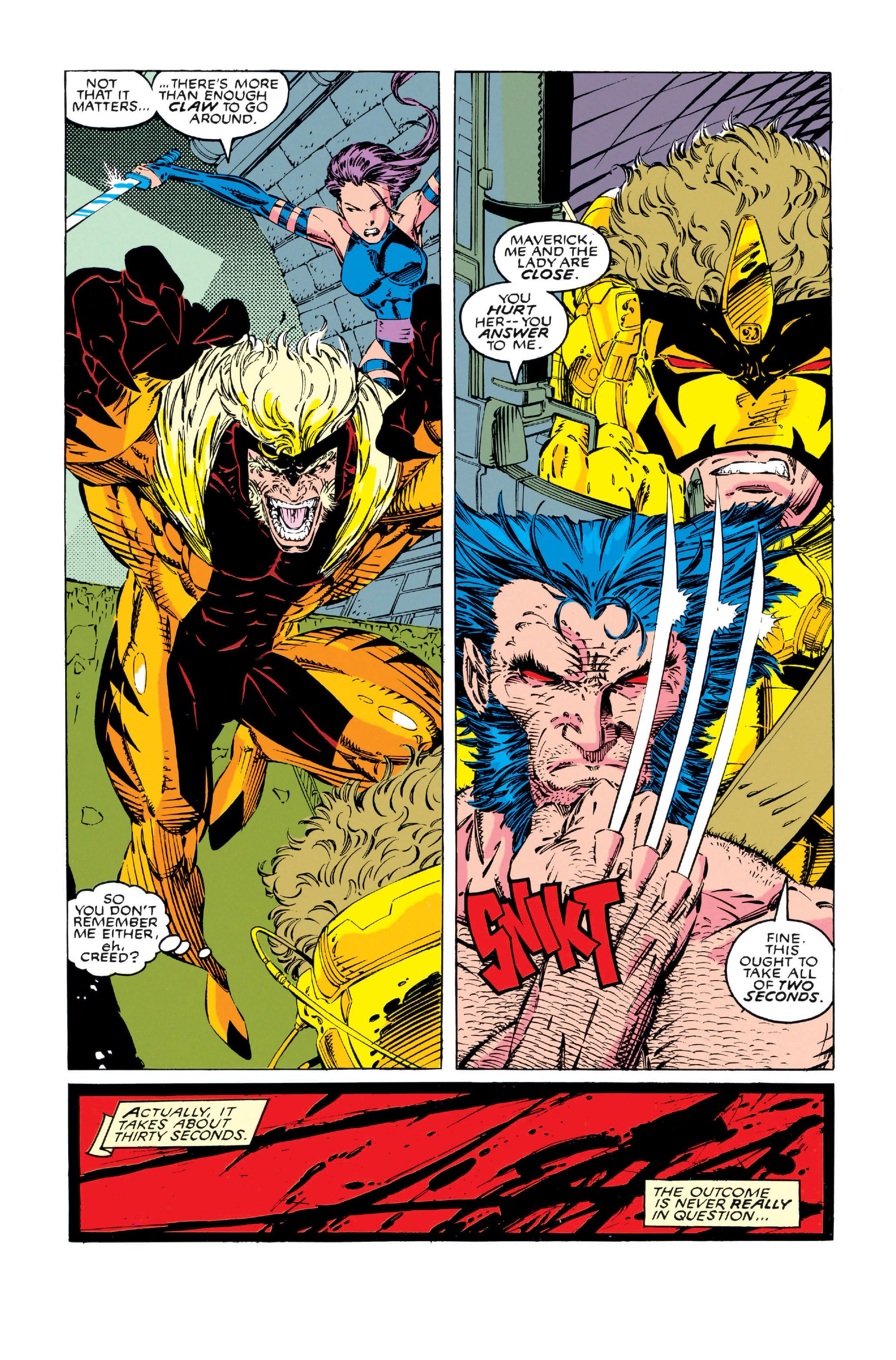 X-Men (1991) 6 Page 20