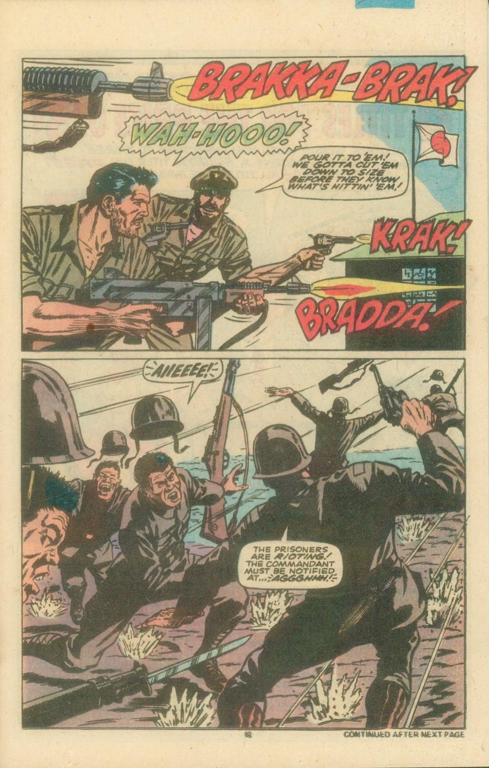 Read online Sgt. Fury comic -  Issue #154 - 21