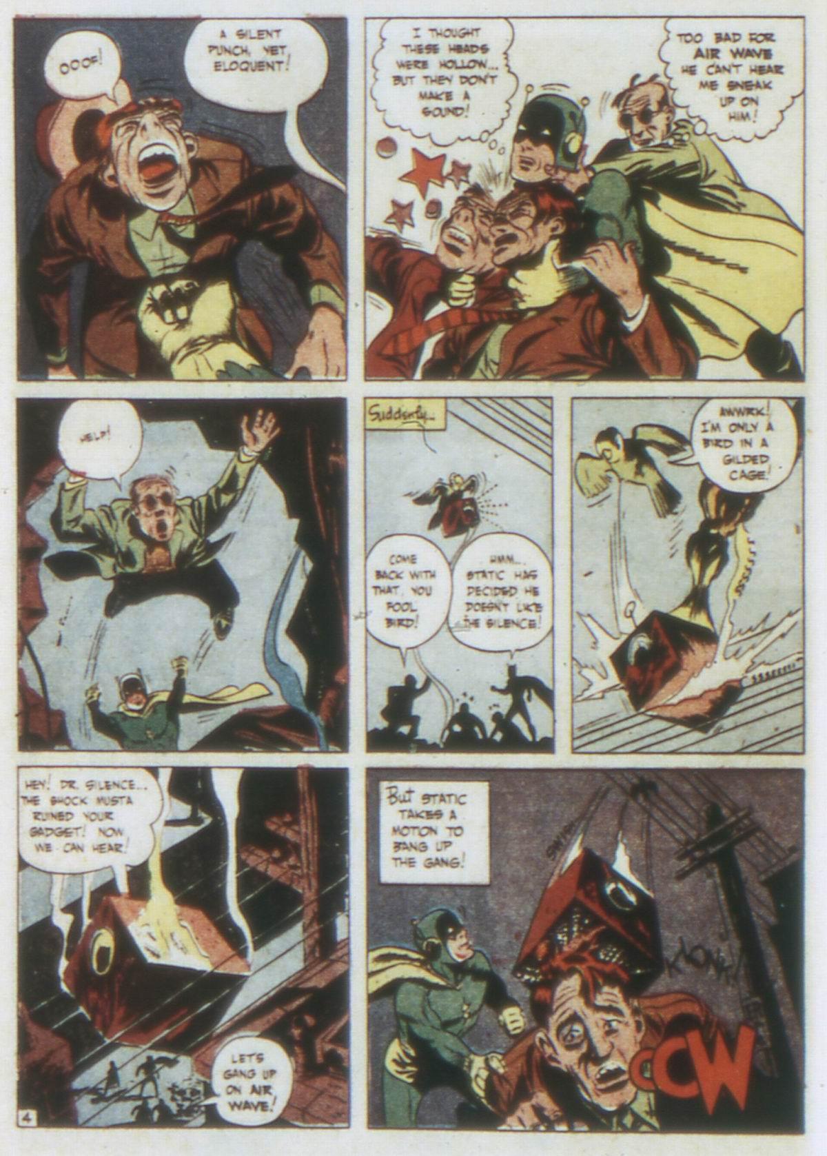 Read online Detective Comics (1937) comic -  Issue #77 - 42