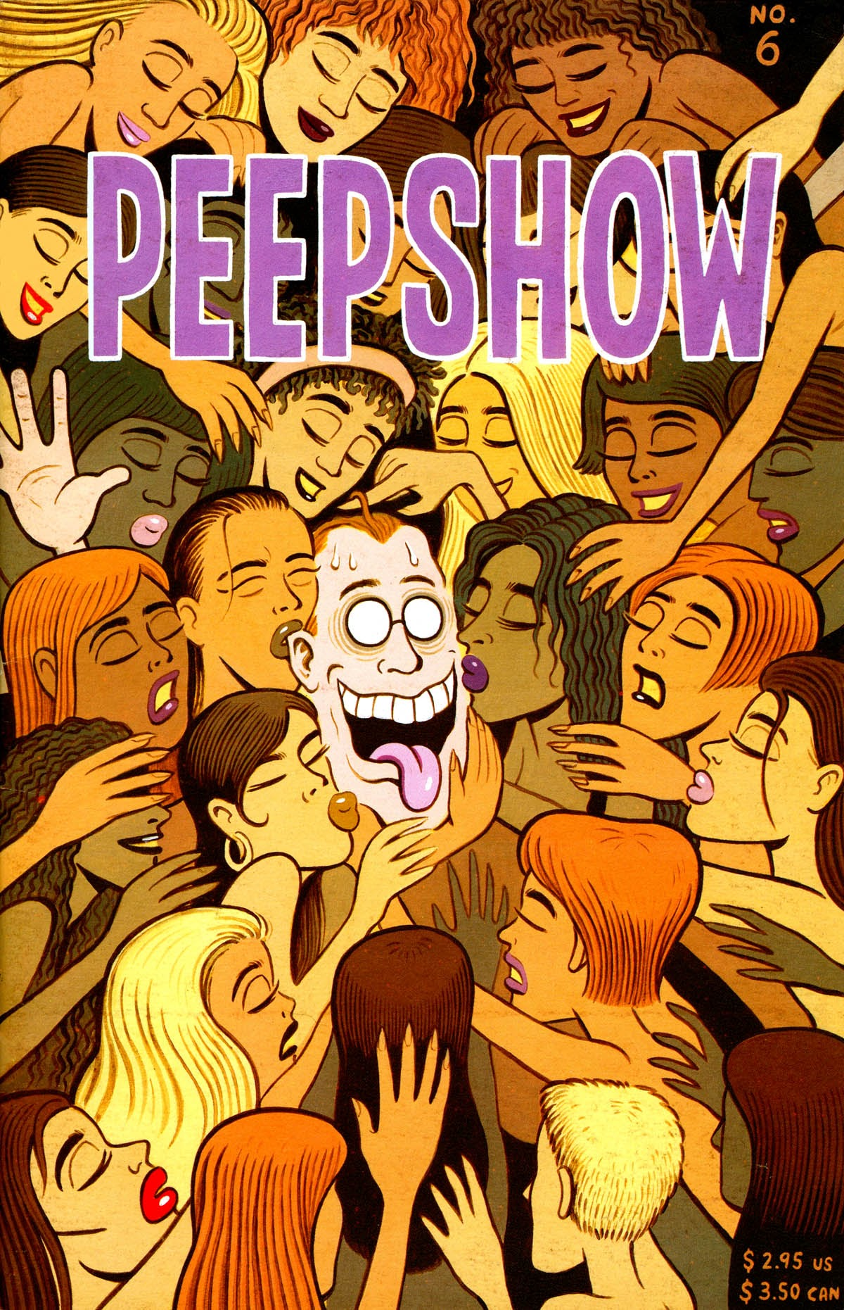 Peepshow issue 6 - Page 1