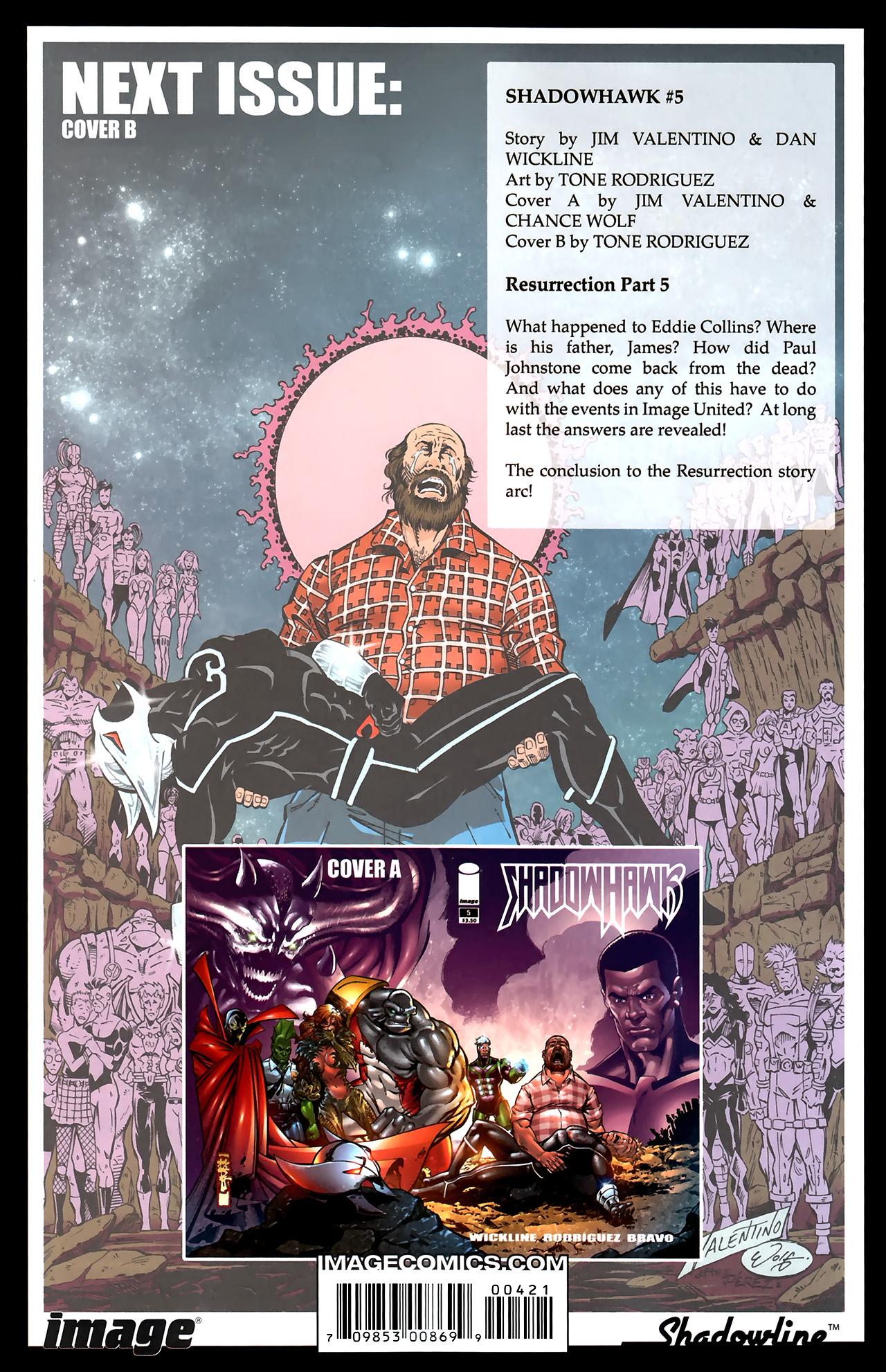 Read online ShadowHawk (2010) comic -  Issue #4 - 27