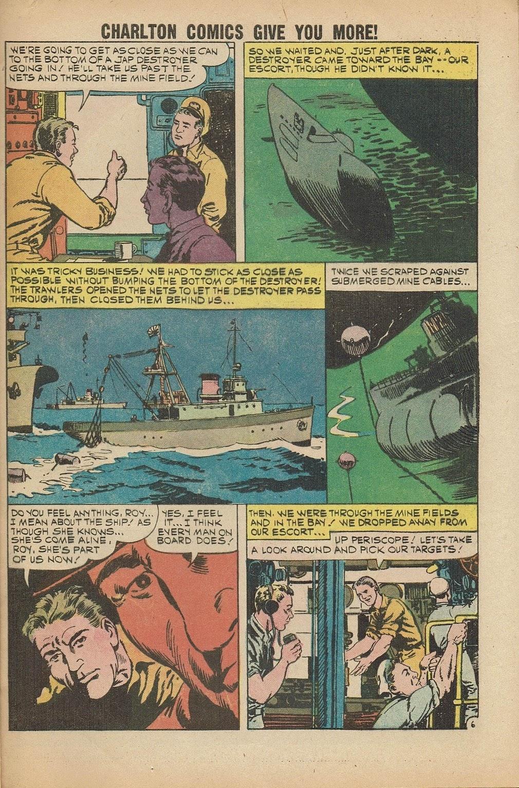 Read online Fightin' Navy comic -  Issue #91 - 9