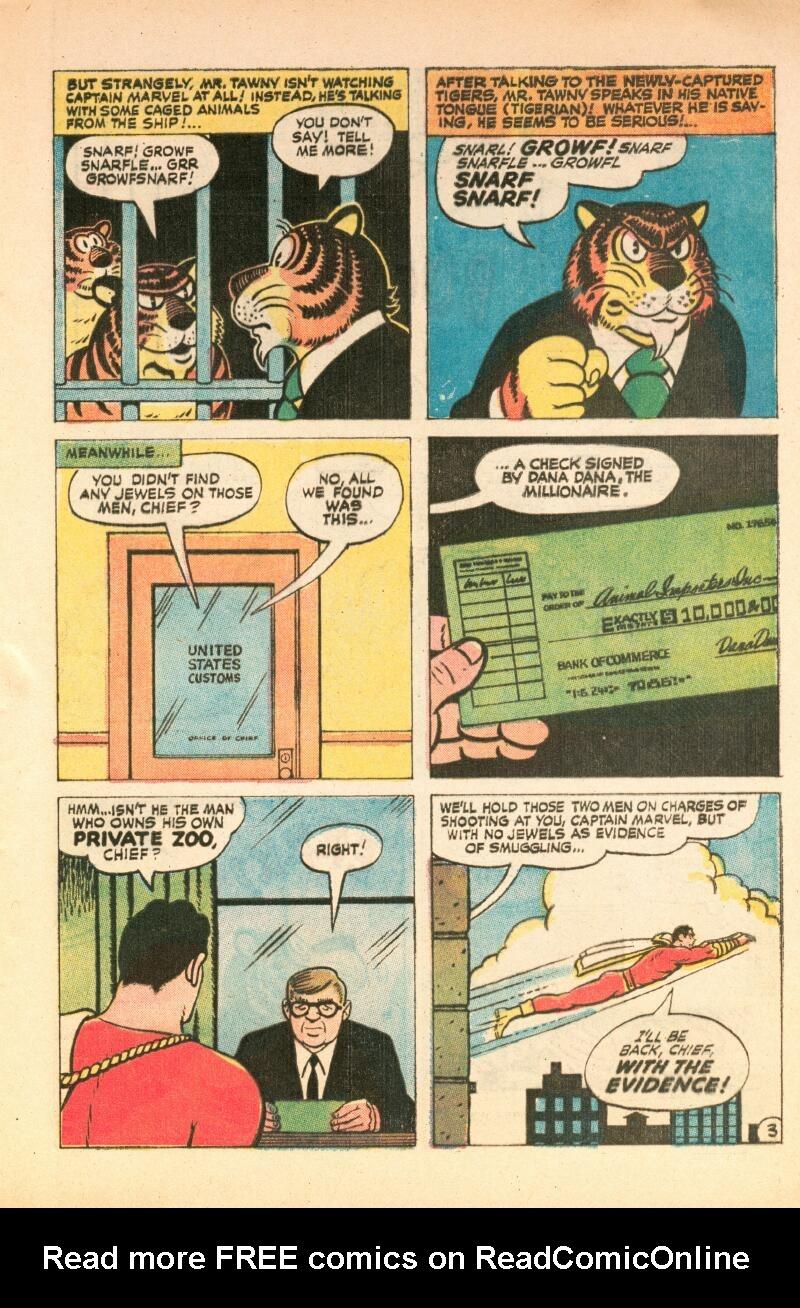 Read online Shazam! (1973) comic -  Issue #7 - 4