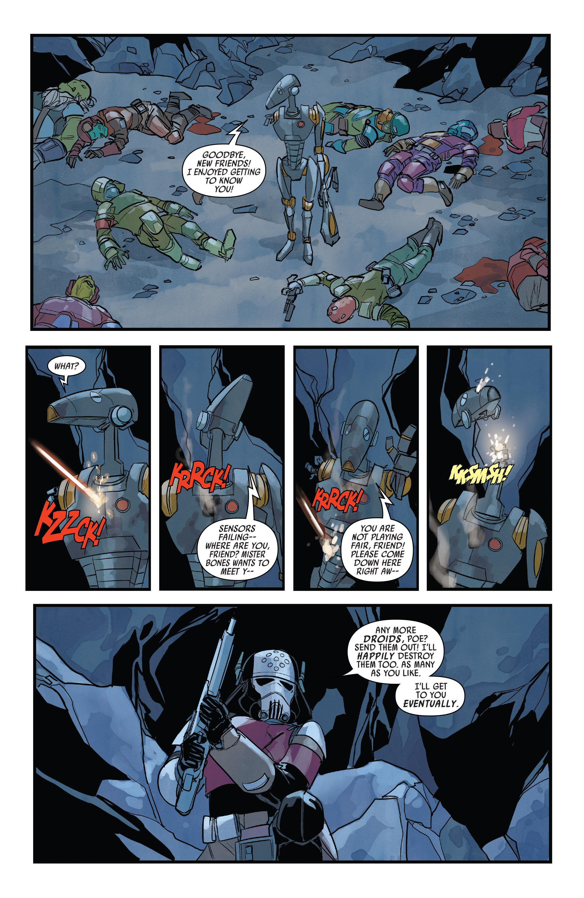 Read online Star Wars: Poe Dameron comic -  Issue #13 - 10
