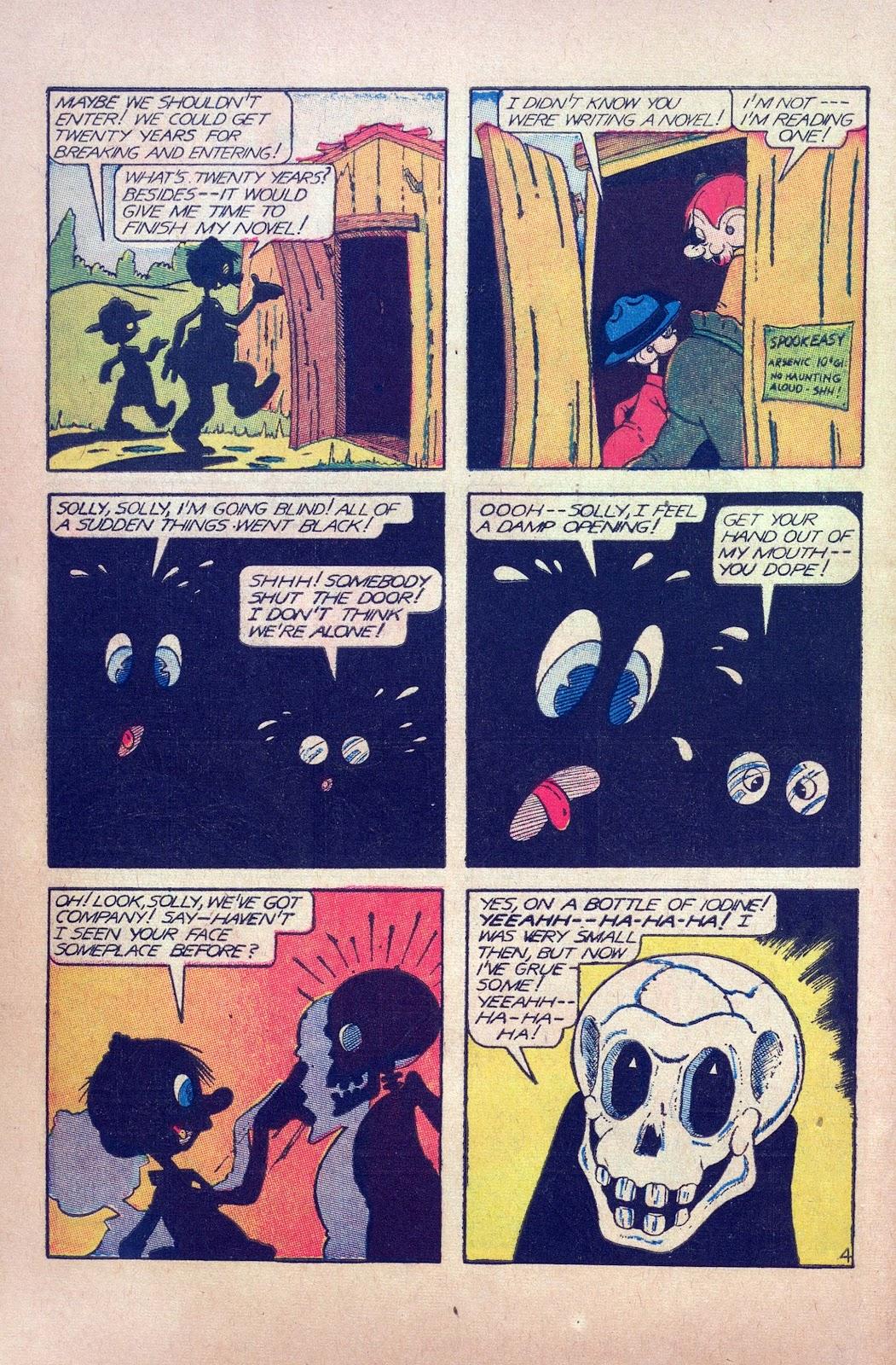 Read online Joker Comics comic -  Issue #16 - 51